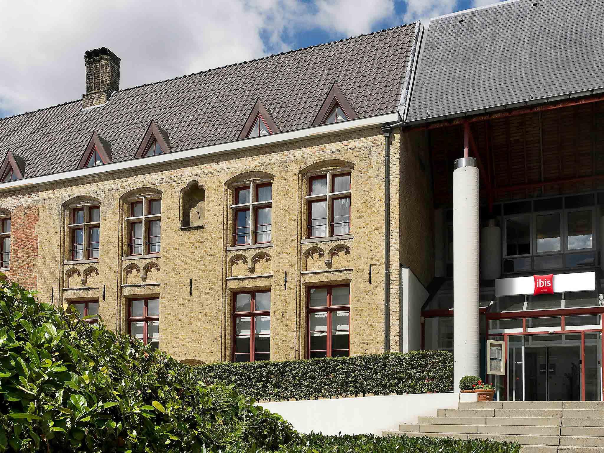 Hotell – ibis Brugge Centrum