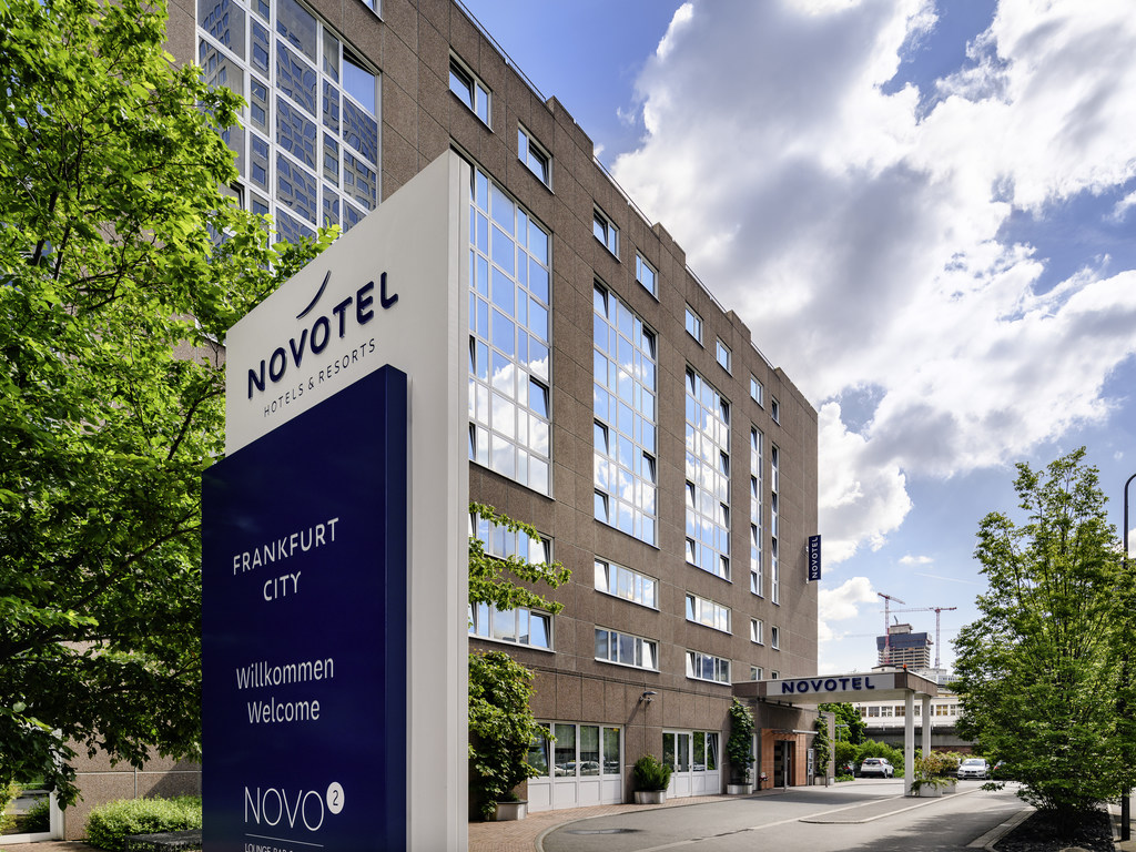 Novotel Frankfurt City Hotel Germany