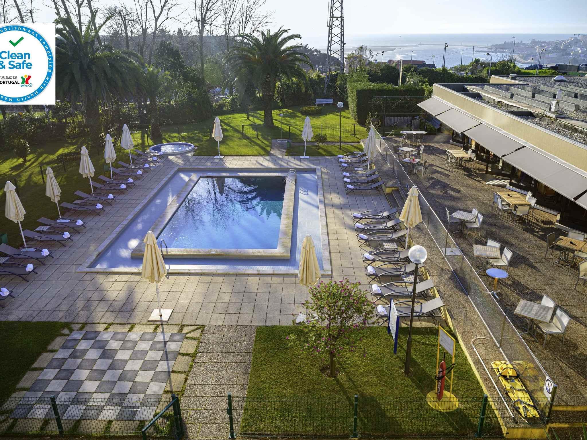 Отель — Novotel Porto Gaia