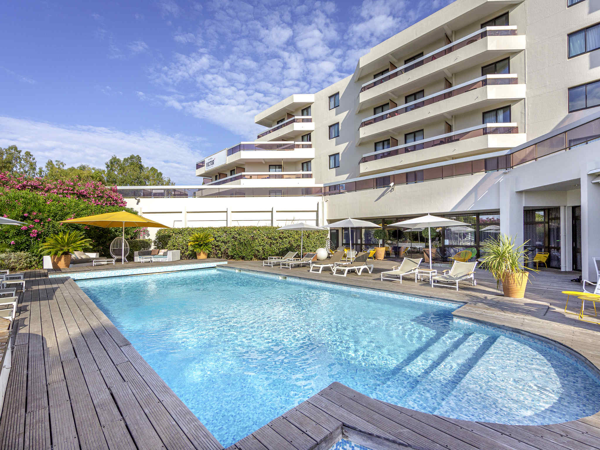 Hotel – Hotel Mercure Hyeres Centre