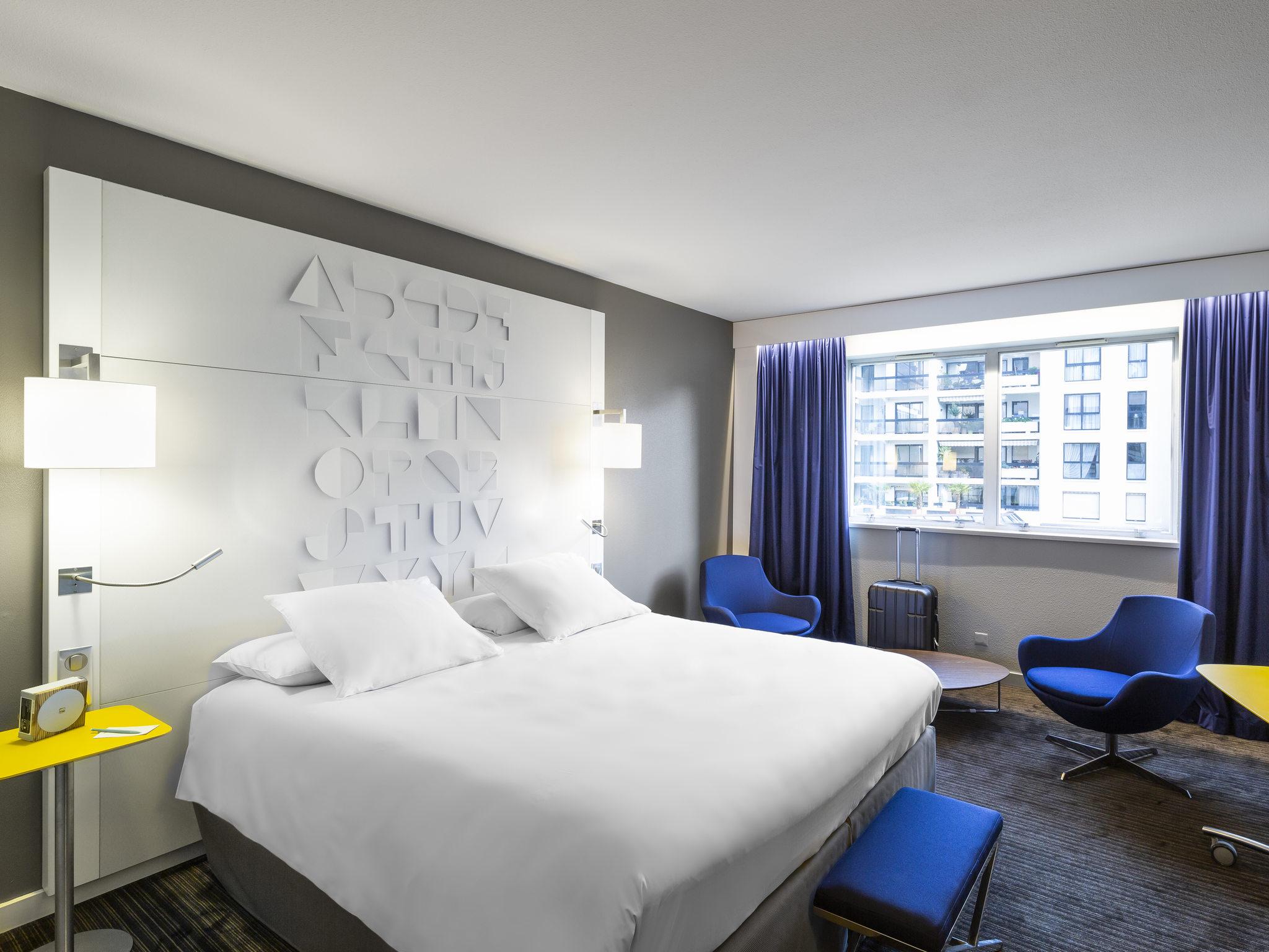 酒店 – 雷恩中心国会大厦美居酒店