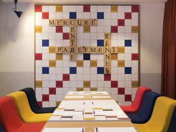 Hôtel Mercure Rennes Centre Parlement à RENNES
