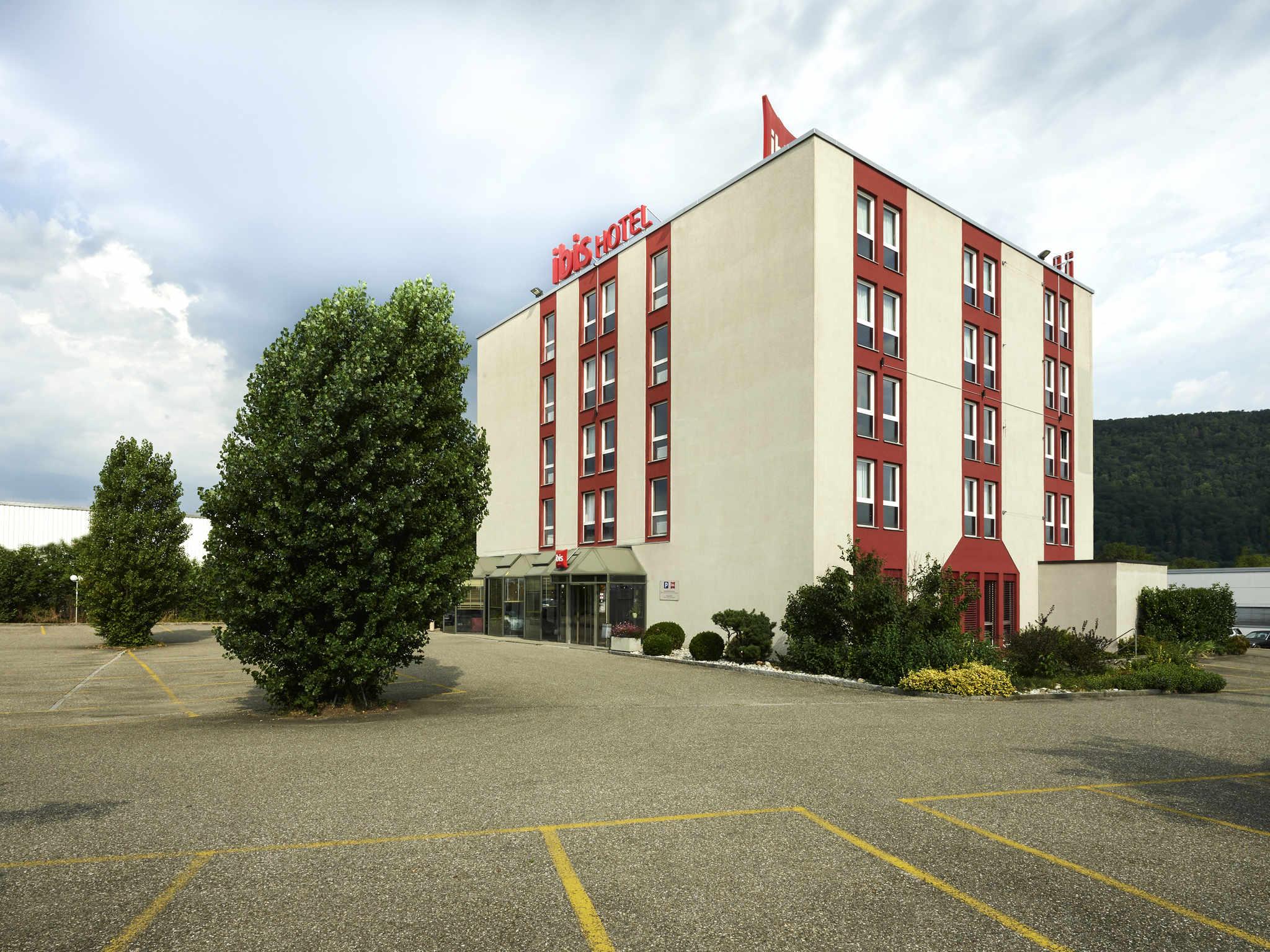 酒店 – 宜必思罗特里斯特奥尔滕酒店