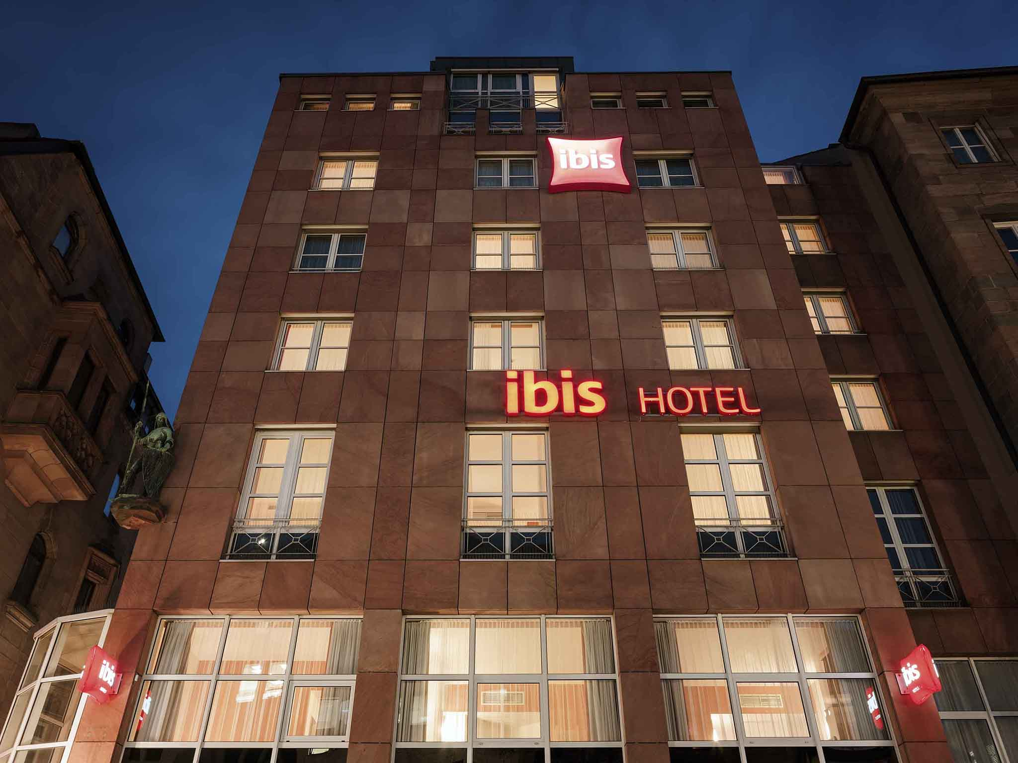 Hotel - ibis Nuernberg Altstadt