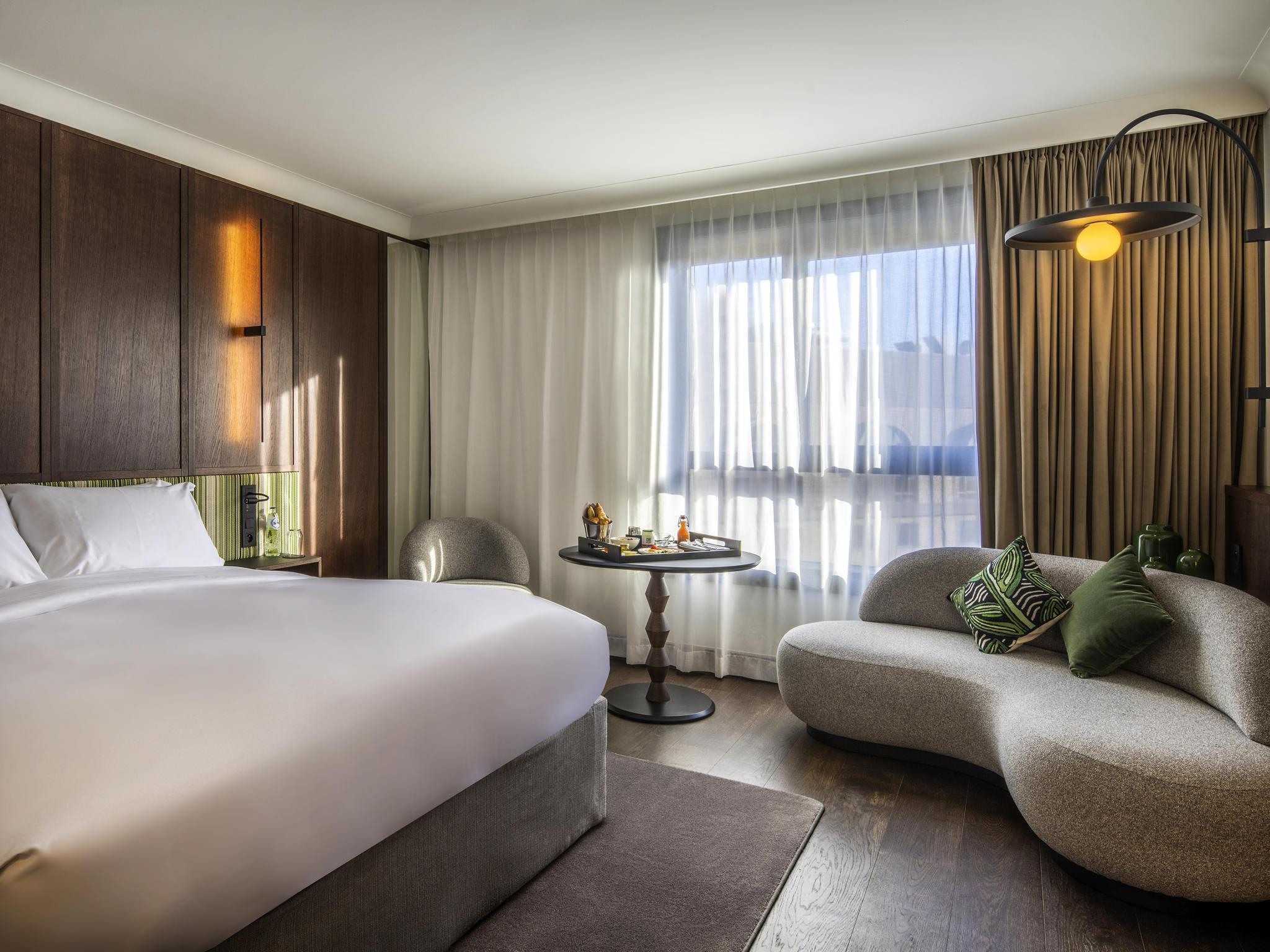 โรงแรม – โซฟิเทล บรัสเซลส์ เลอ ลูอีส
