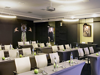 Meetings - Sofitel Brussels Le Louise