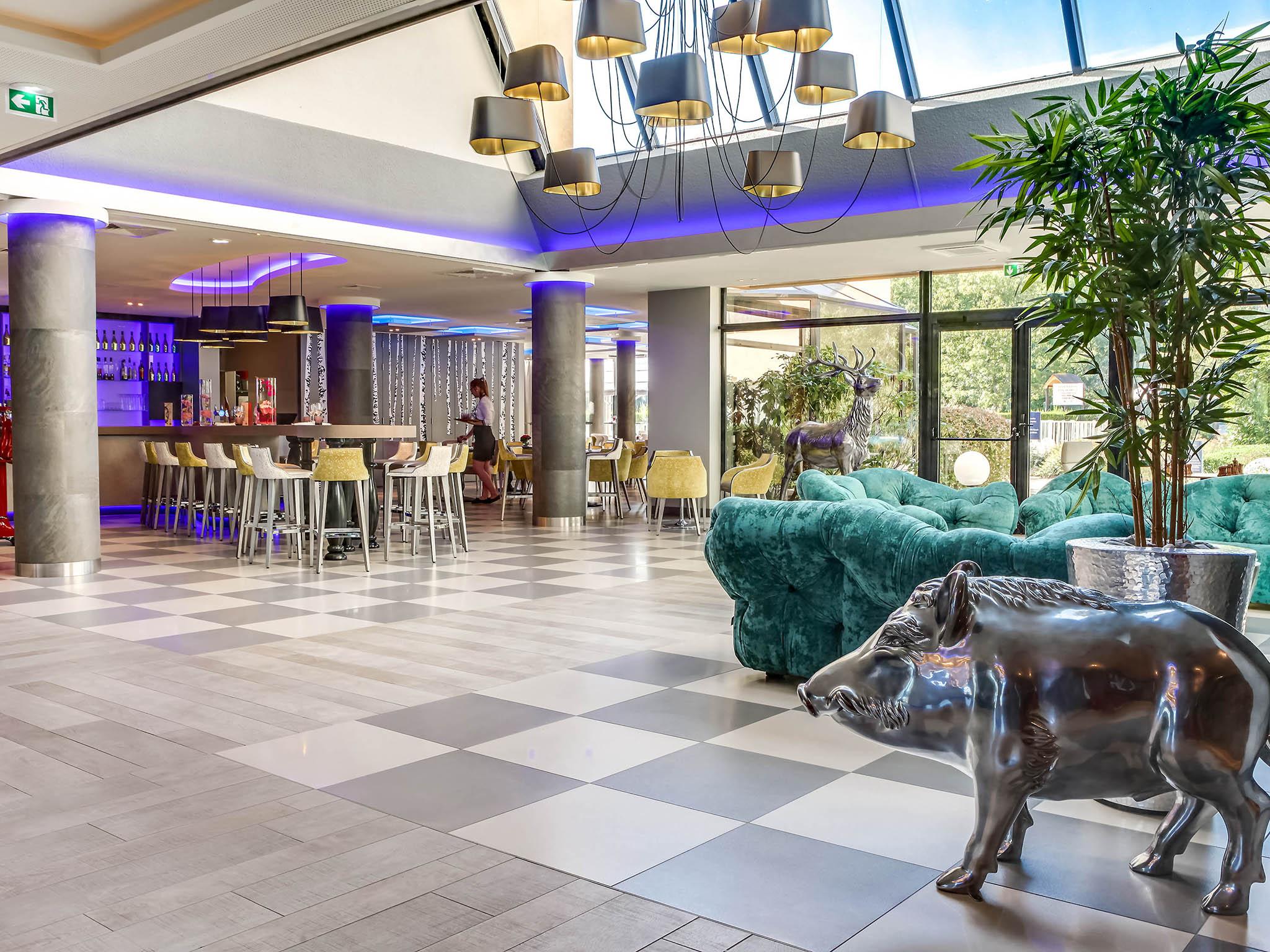 酒店 – Novotel Orléans Saint-Jean-de-Braye