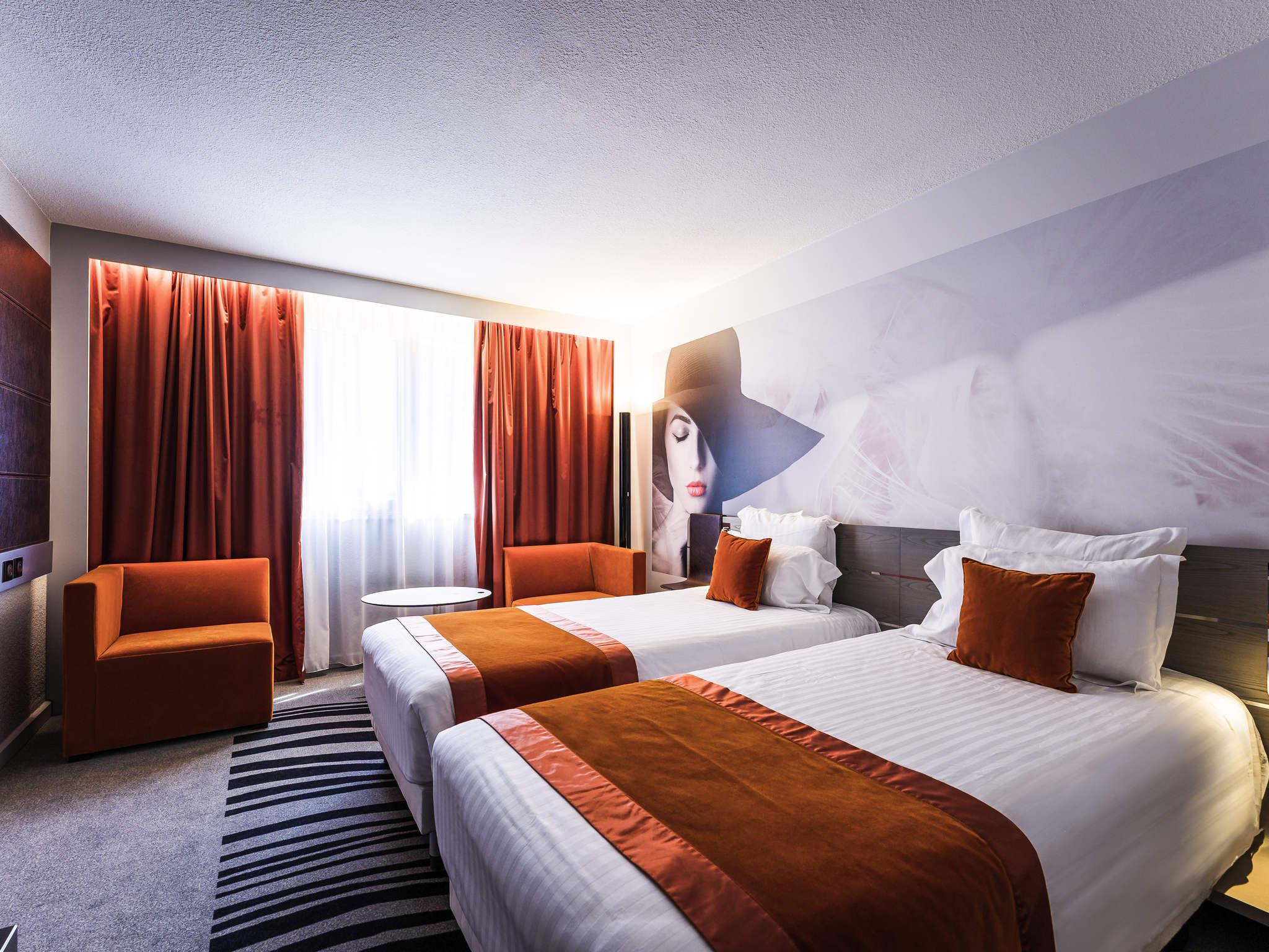 Hotel in SAINT JEAN DE BRAYE Novotel Orléans St Jean de Braye