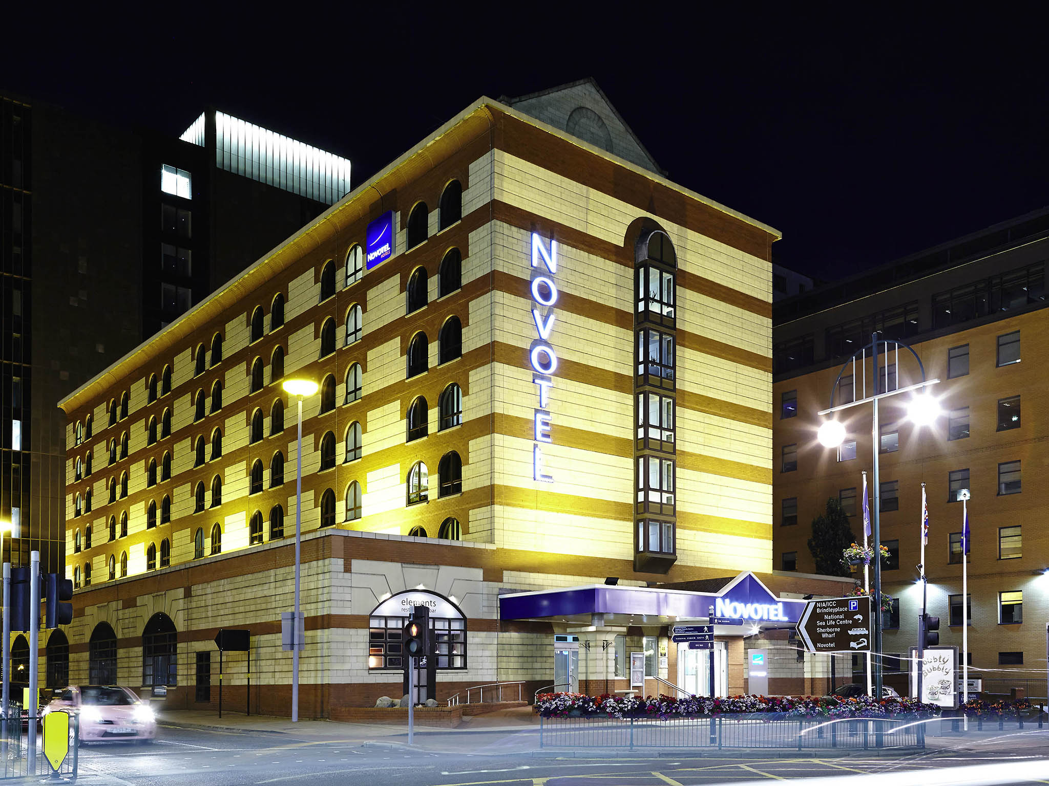 Hôtel - Novotel Birmingham Centre