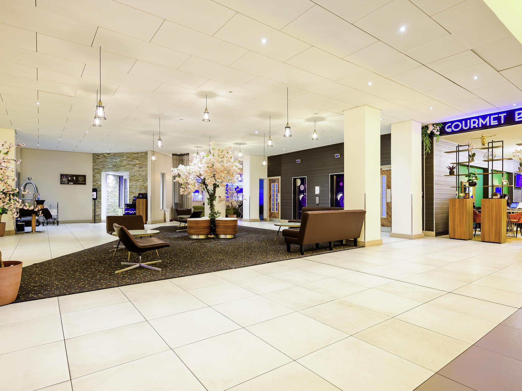 Hotel in BIRMINGHAM - Novotel Birmingham Centre