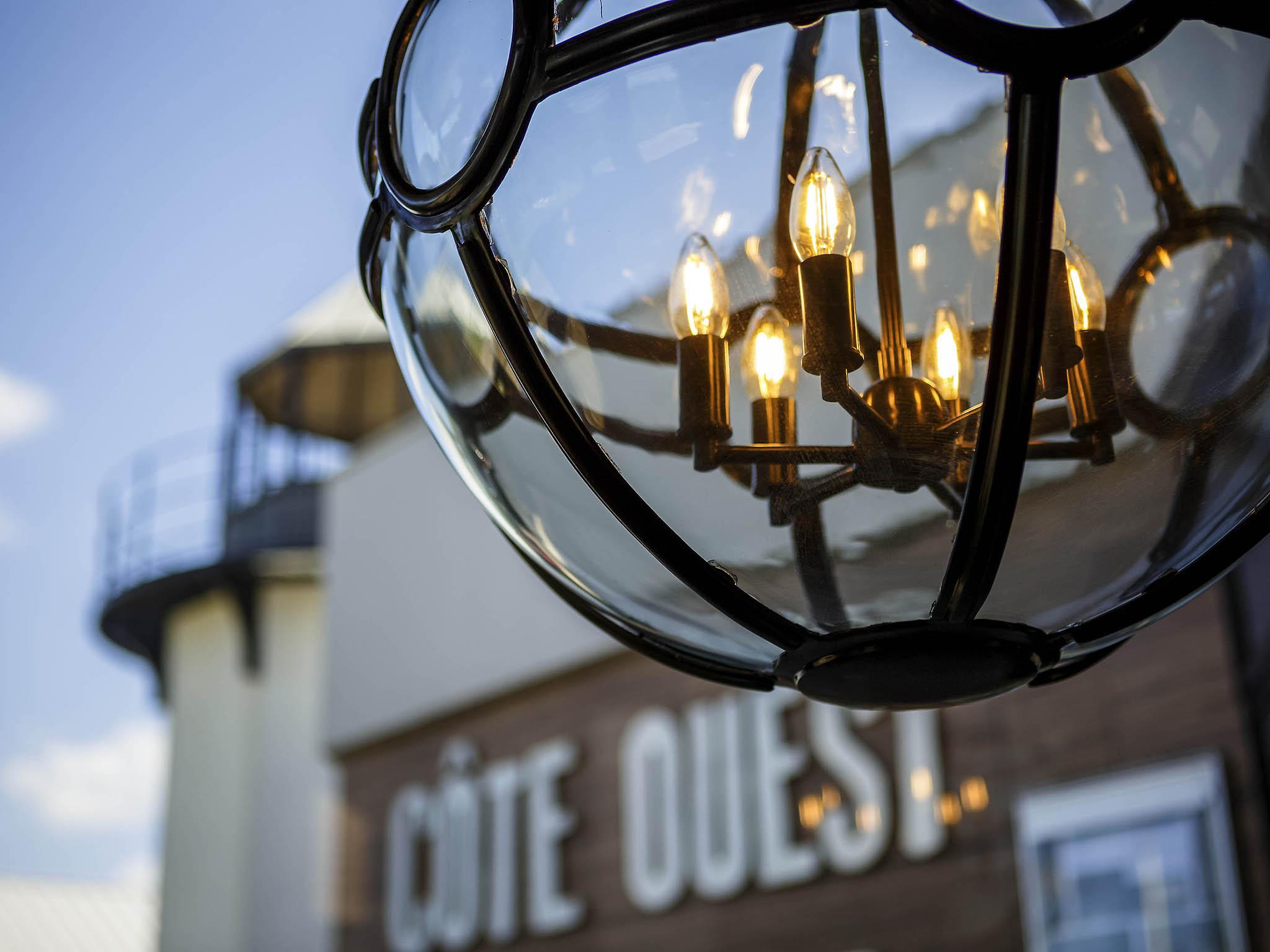 酒店 – Côte Ouest Thalasso&Spa Les Sables d'Olonne-MGallery by Sofitel