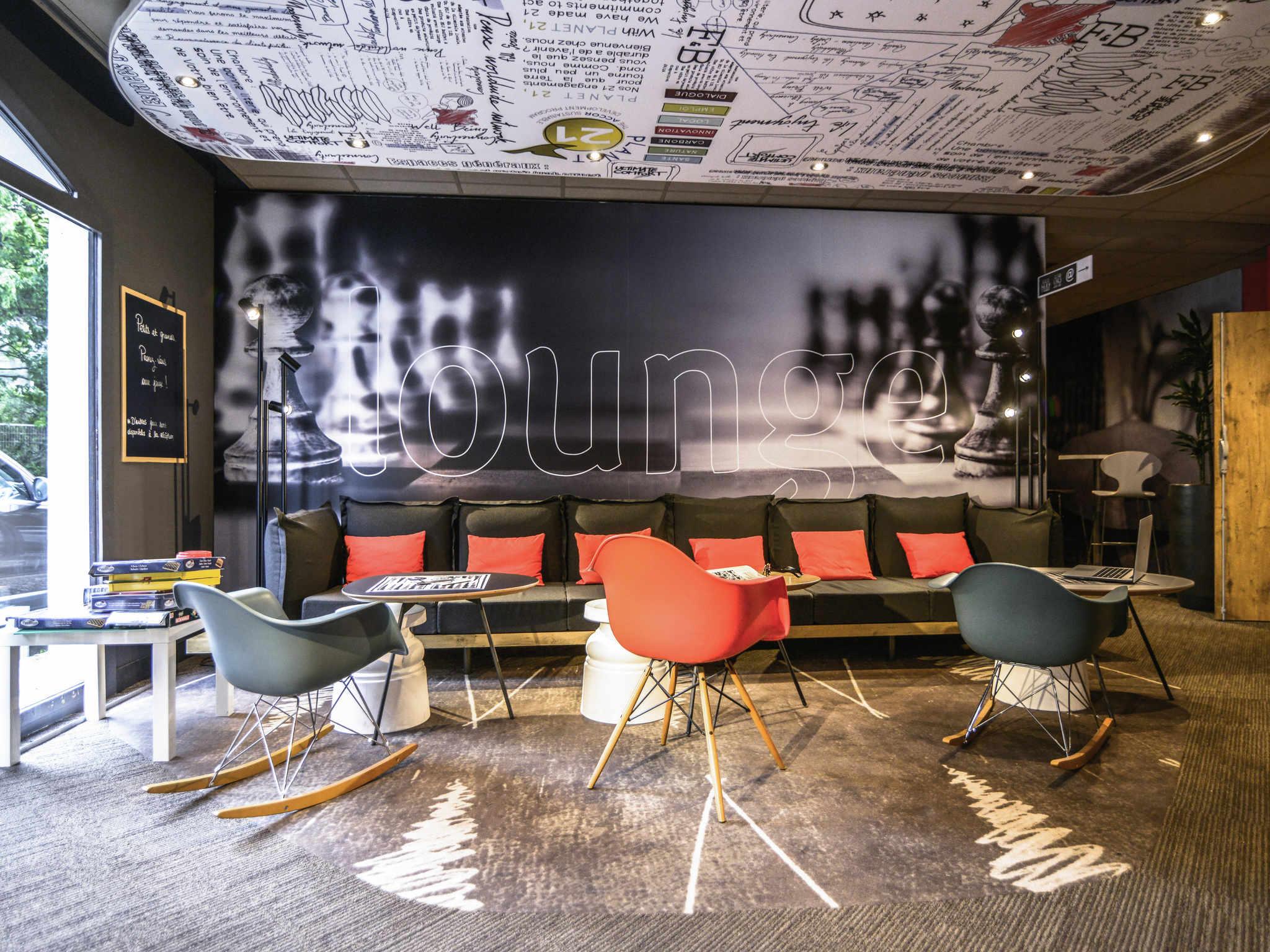 Hotel – ibis Marsiglia Est la Valentine