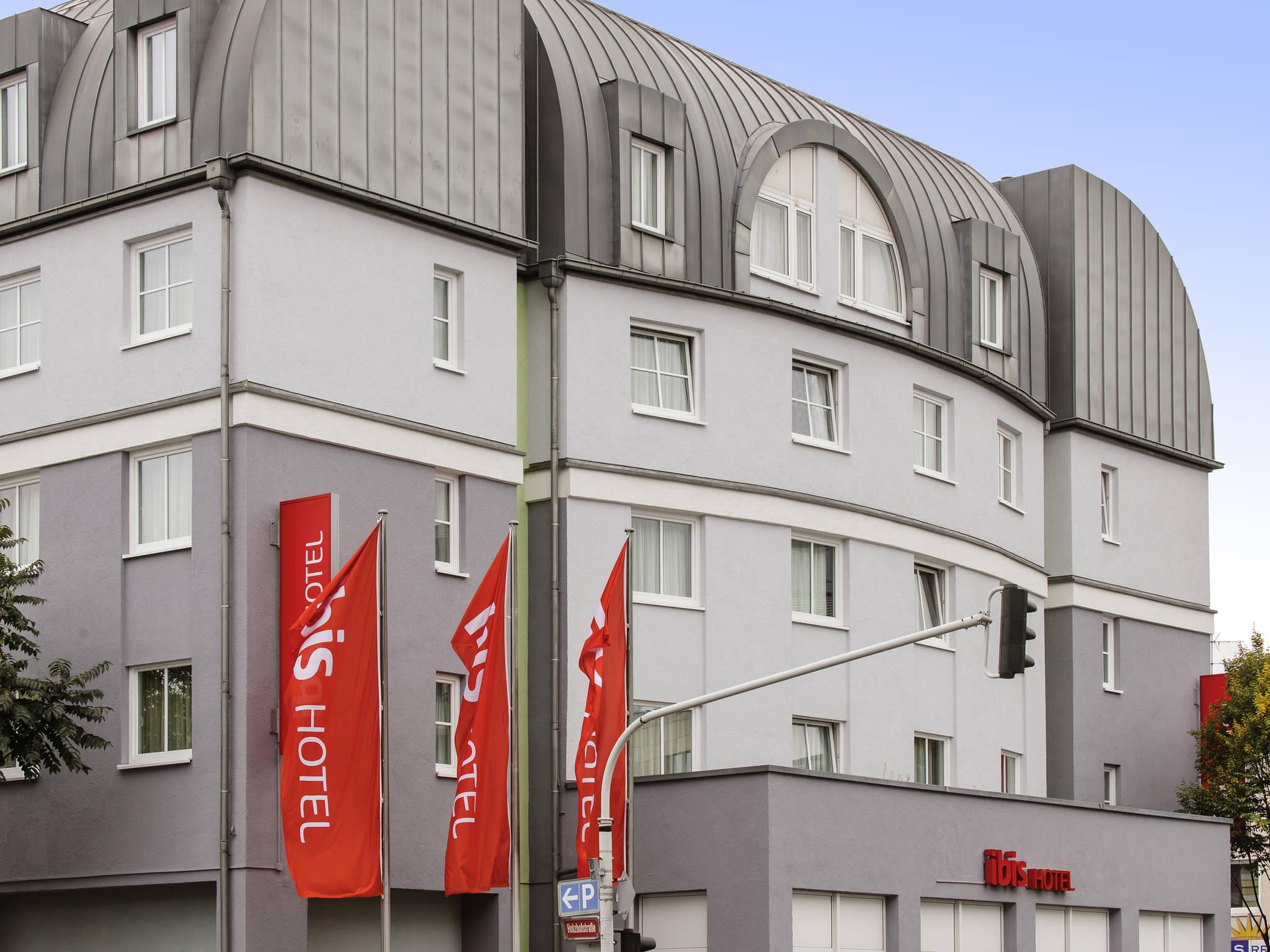 酒店 – 宜必思美因茨城市酒店