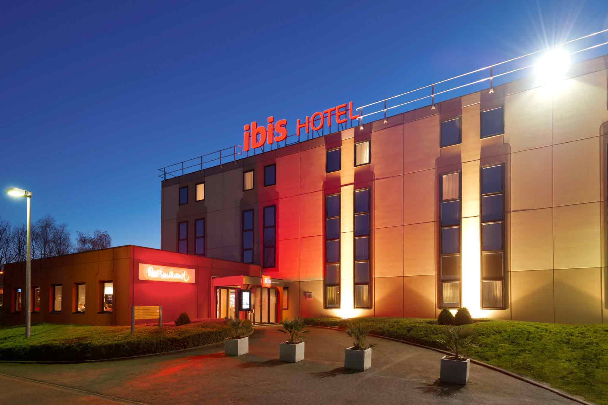 Hotel Ibis Brussels Airport