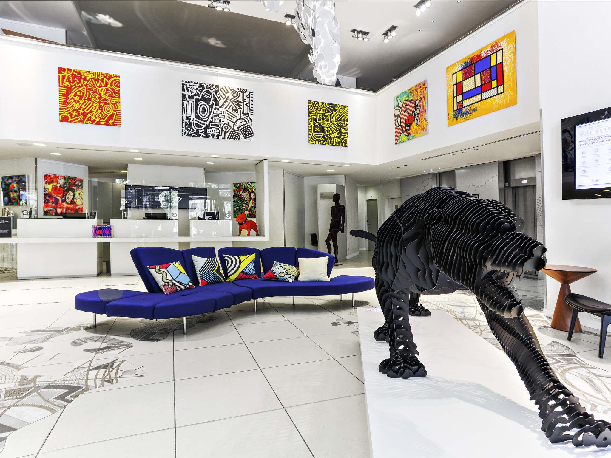 호텔 – Pullman Toulouse Centre