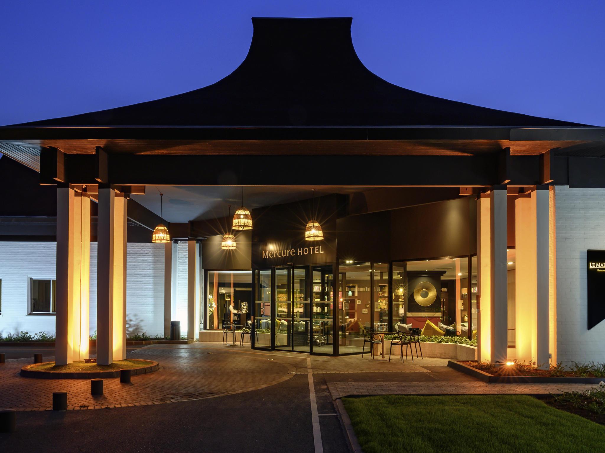 酒店 – 里尔大都会美居酒店