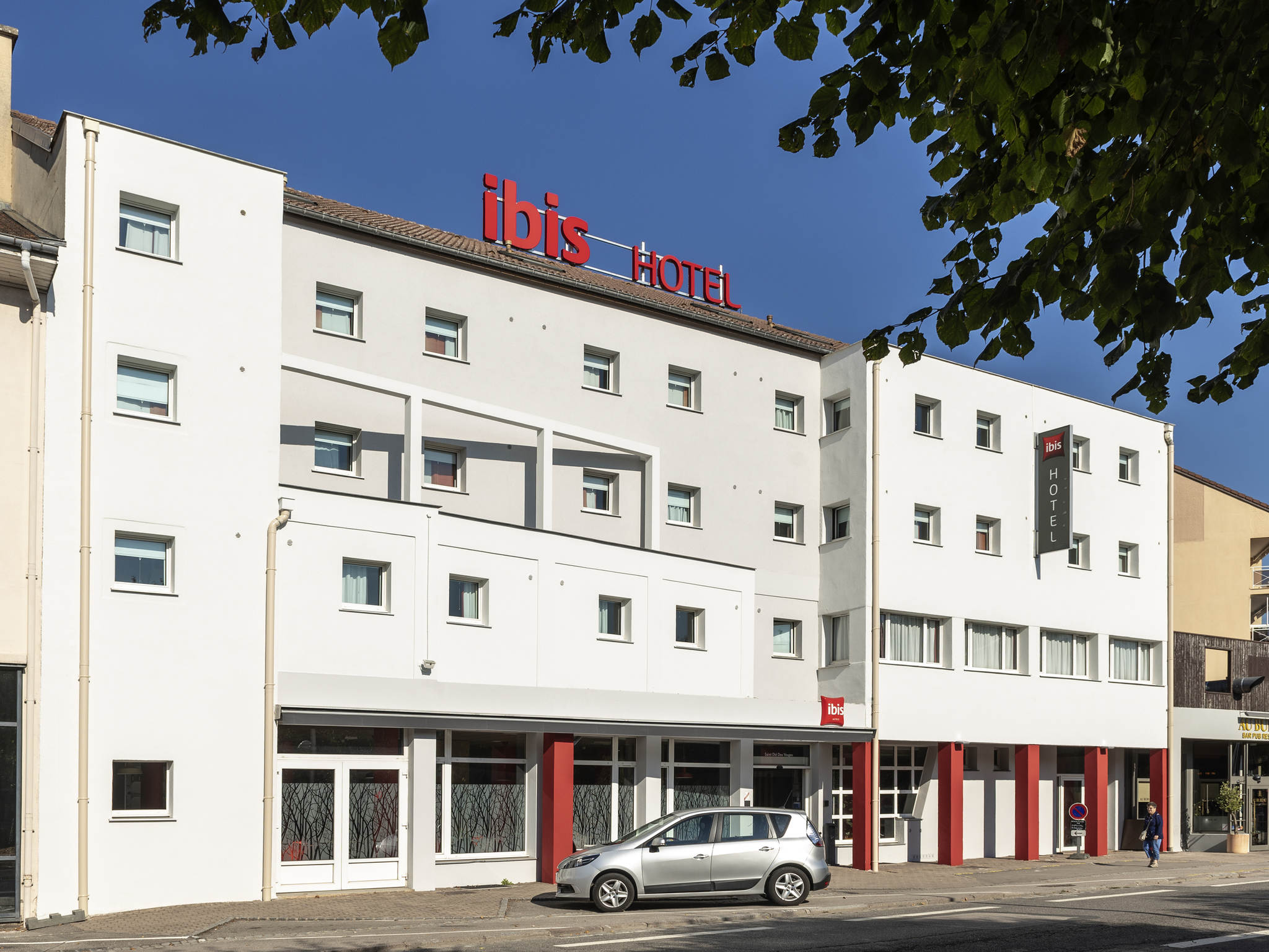 Отель — ibis Saint-Dié-des-Vosges