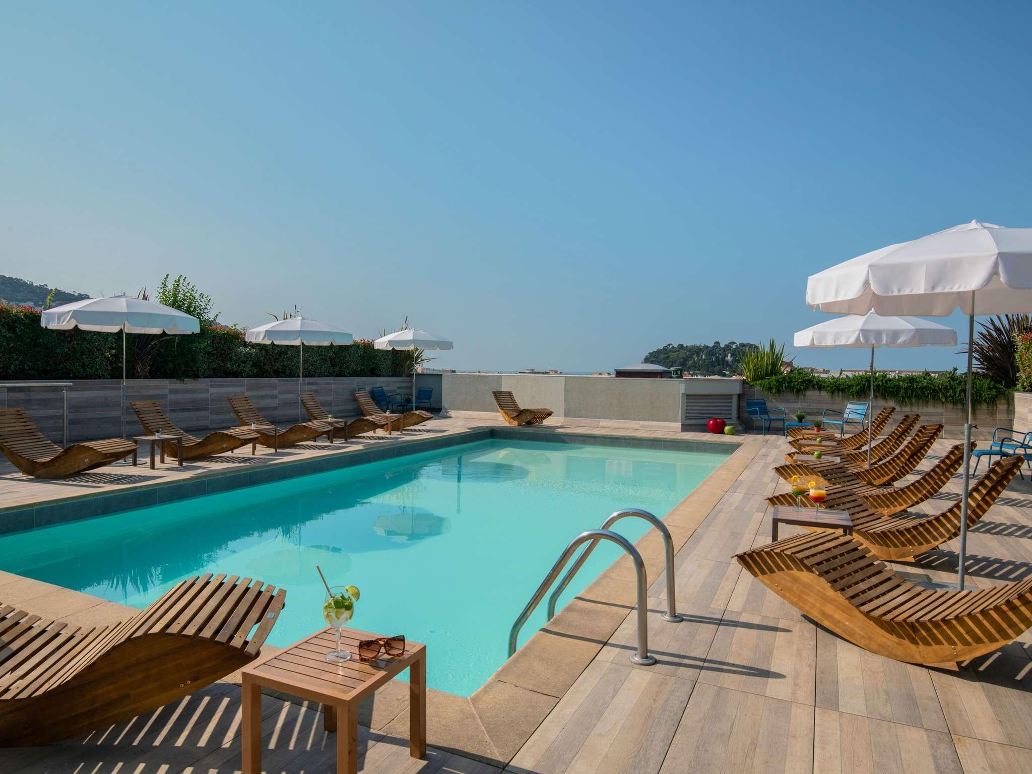 โรงแรม – Novotel Nice Centre Vieux-Nice