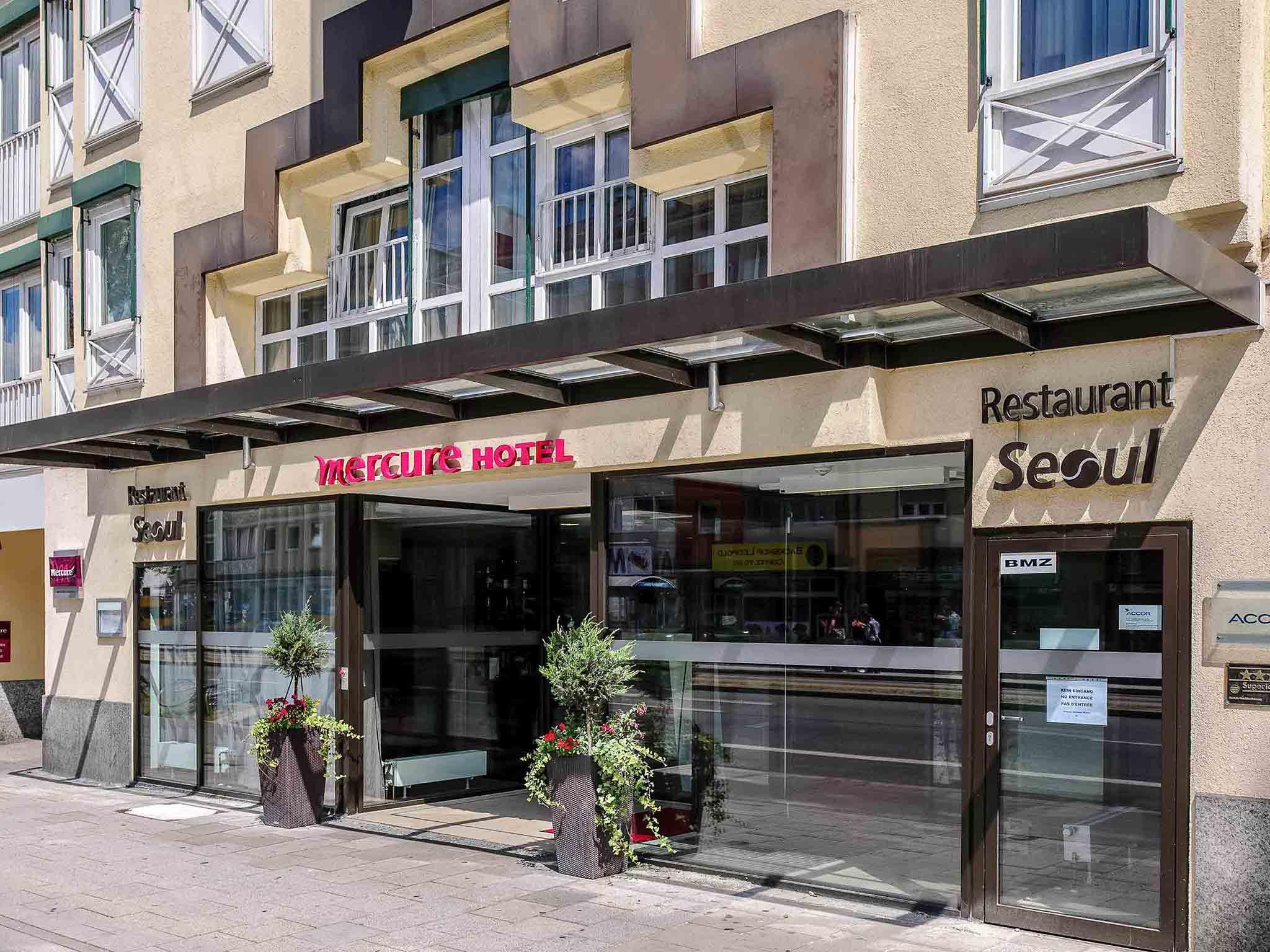 Hotel Mercure Schwabing
