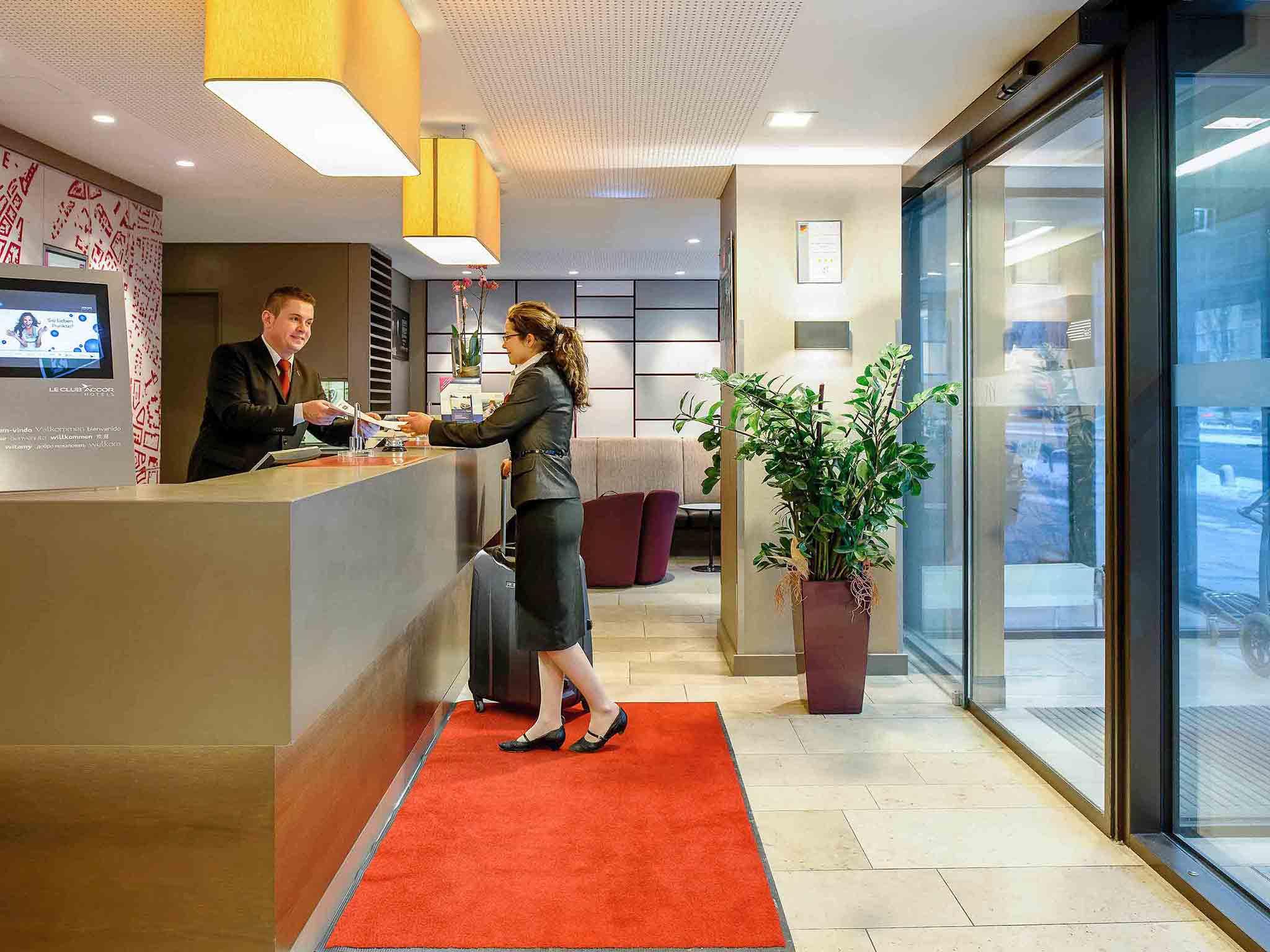 Hotel Mercure Munich Schwabing