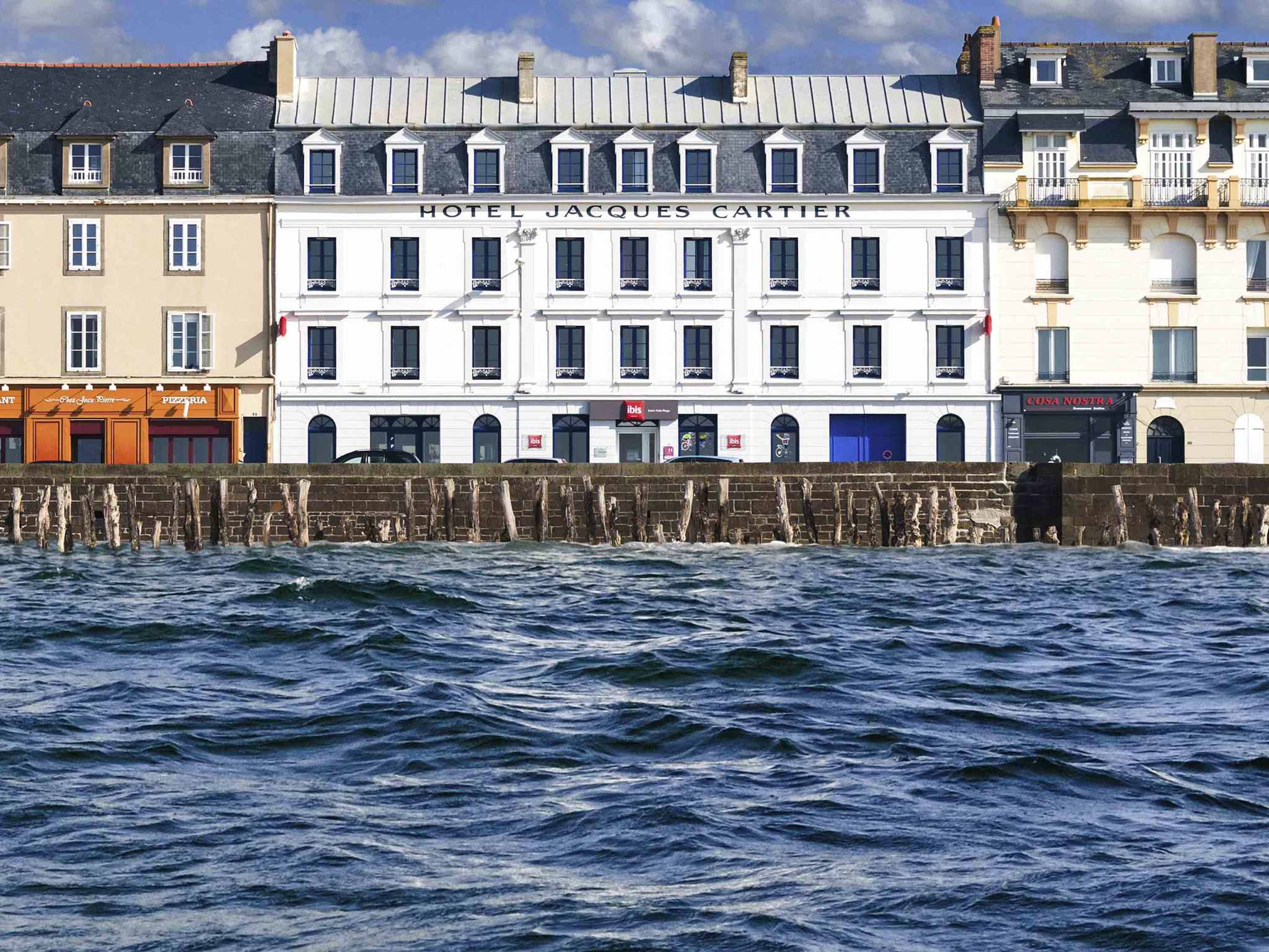 St Malo Ibis Hotel