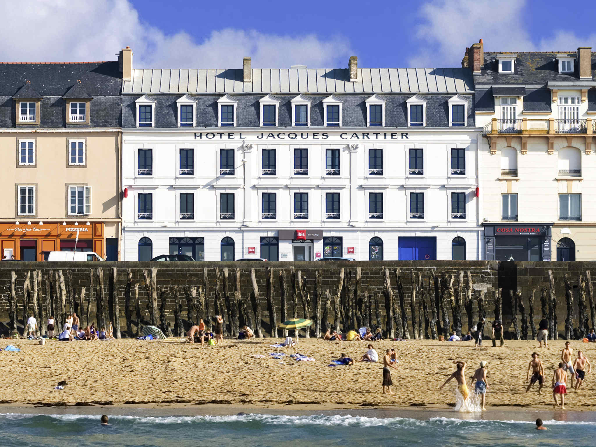 Hotel - ibis Saint Malo Plage