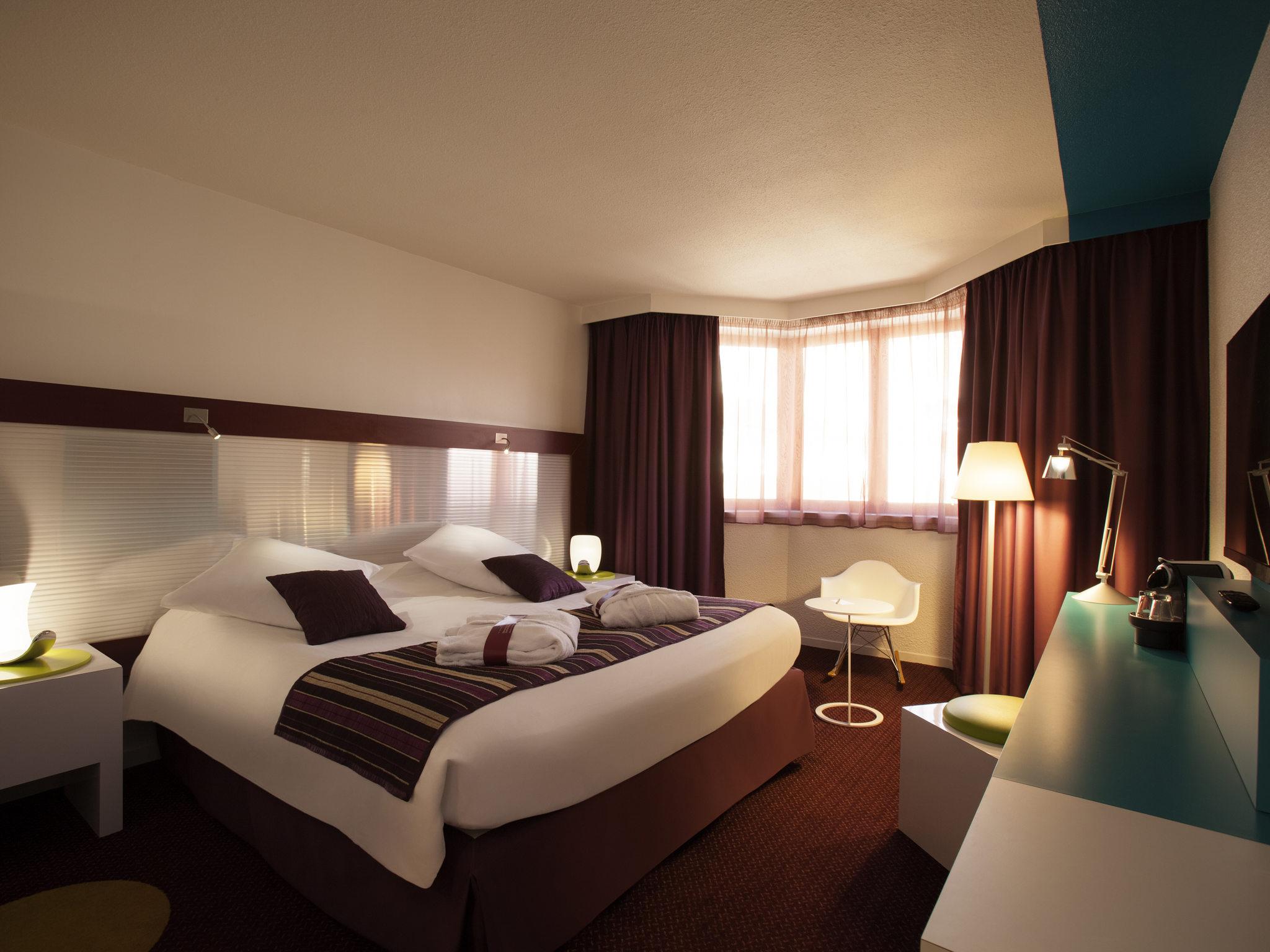 Отель — Mercure Страсбург Центр