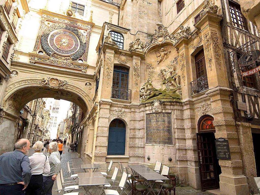 Hotel in rouen ibis rouen centre rive gauche saint sever for Adagio rouen