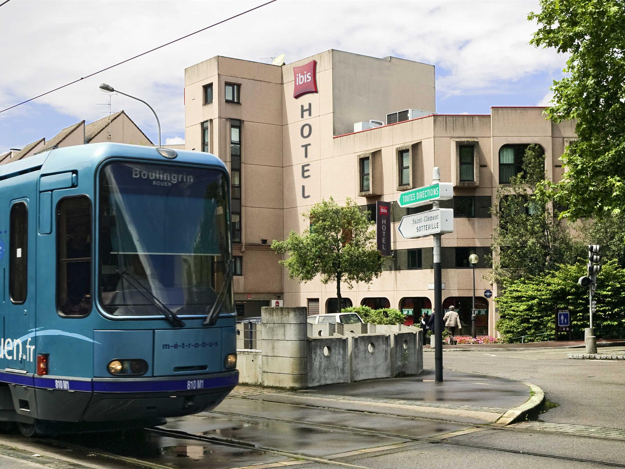 โรงแรม – ibis Rouen Centre Rive Gauche Saint-Sever