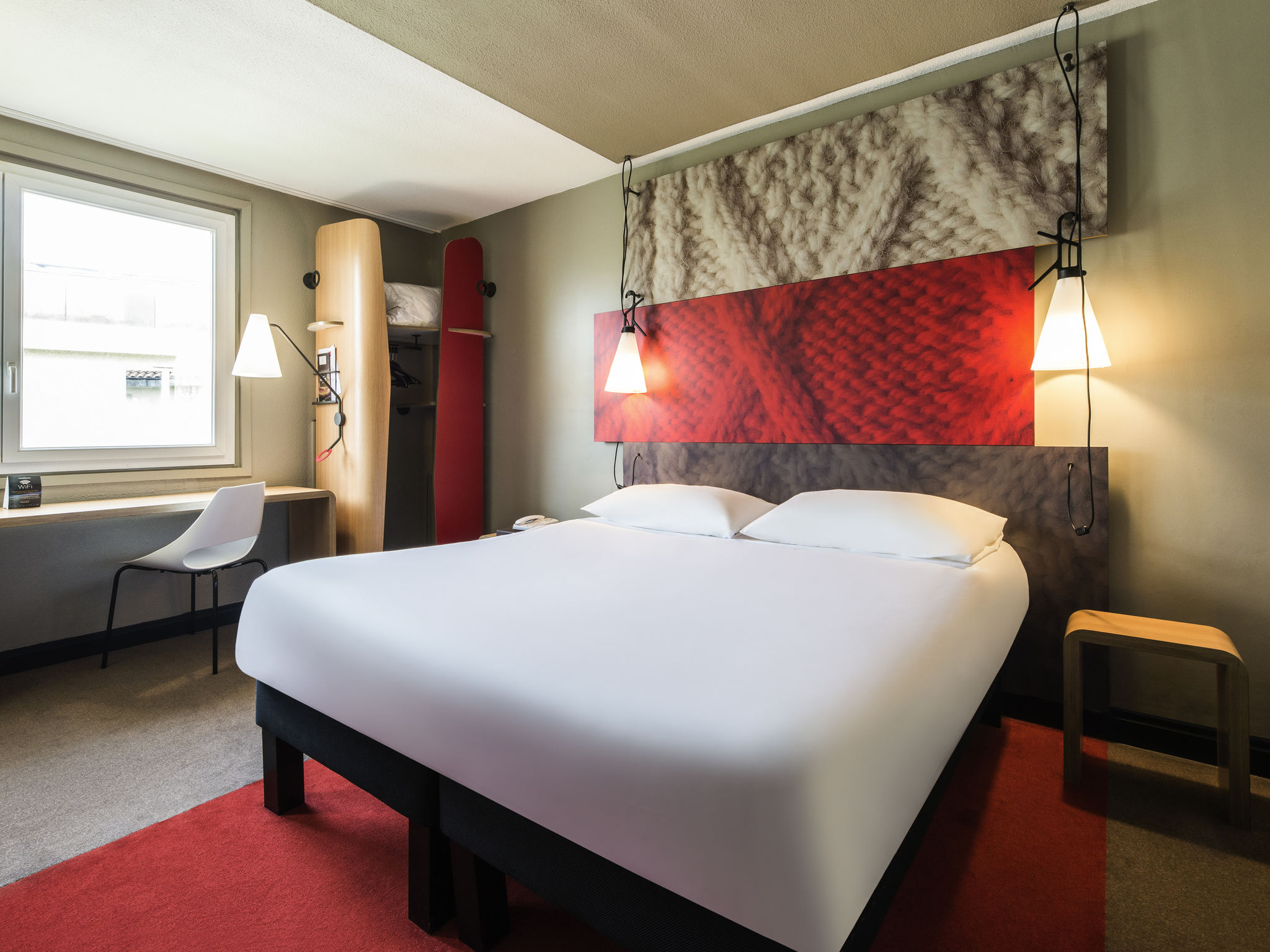 Hotell – ibis Cognac