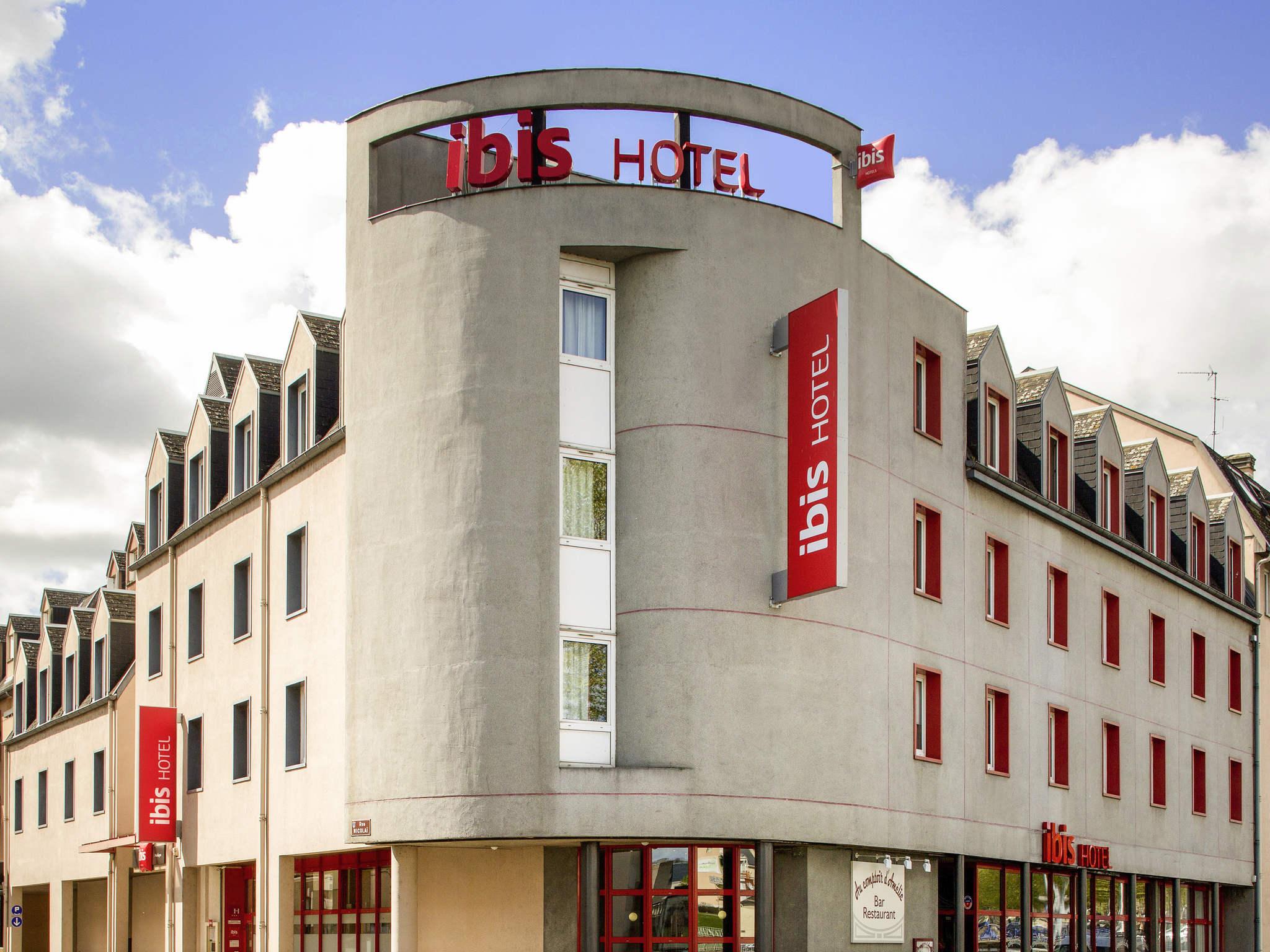 Hotell – ibis Montluçon
