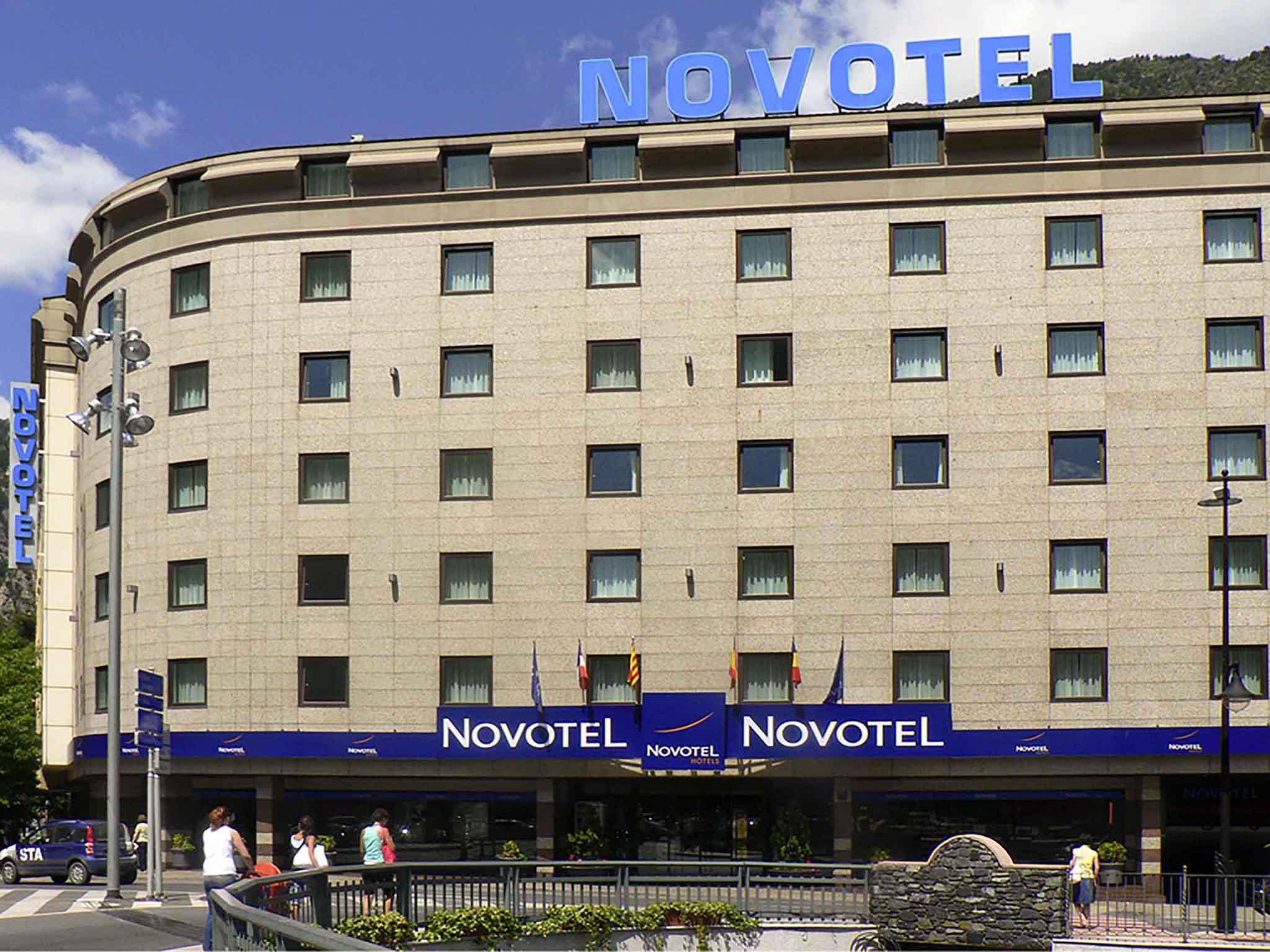 Отель — Novotel Андорра