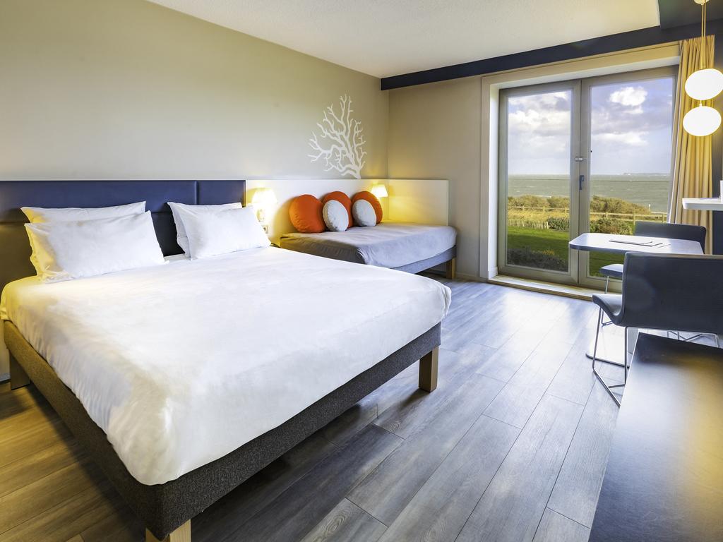 Hotel In Dinard Novotel Thalassa Dinard