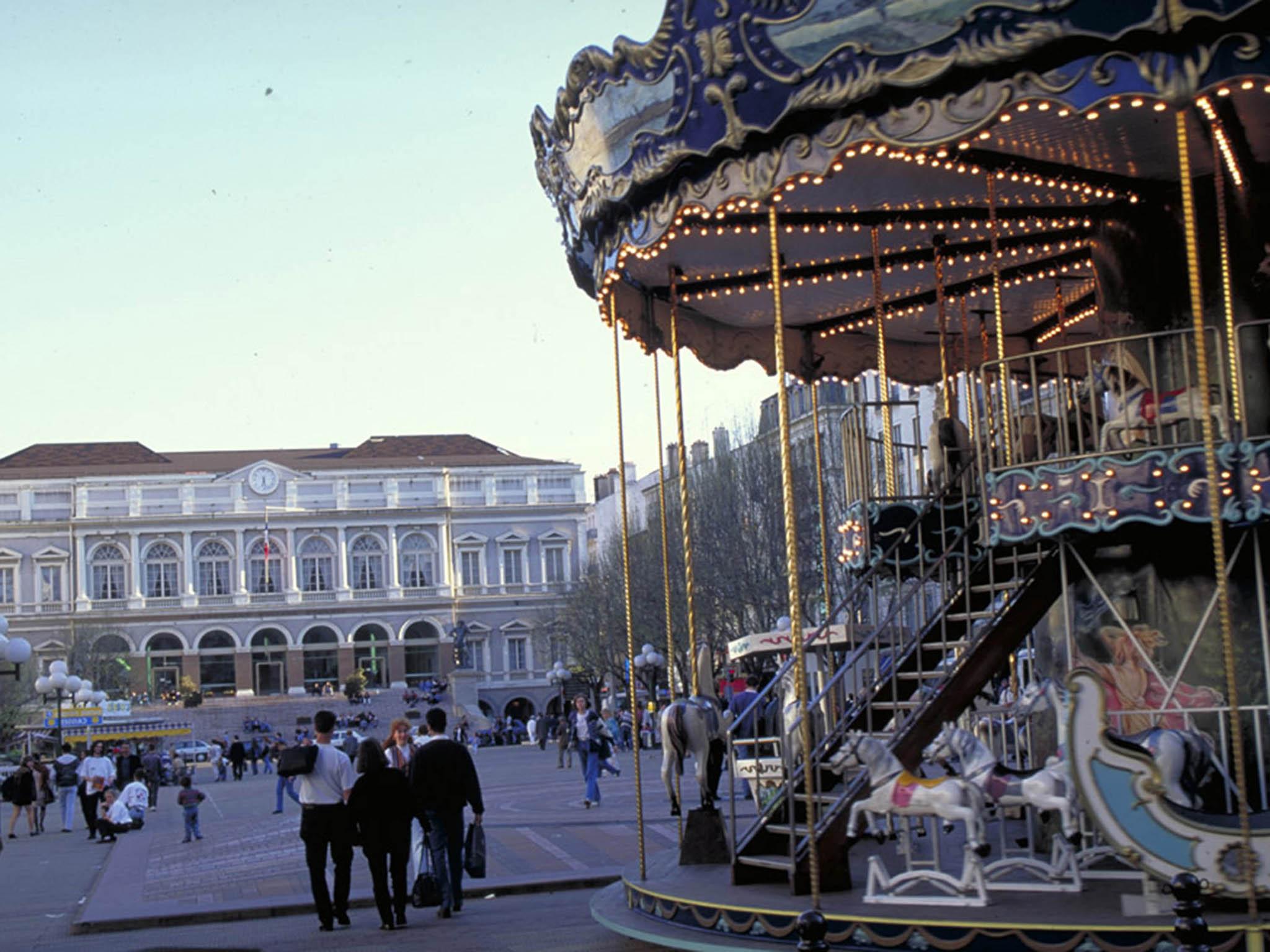 Hotel in SAINT ETIENNE - ibis Saint Etienne Gare Chateaucreux fac1ac67703e