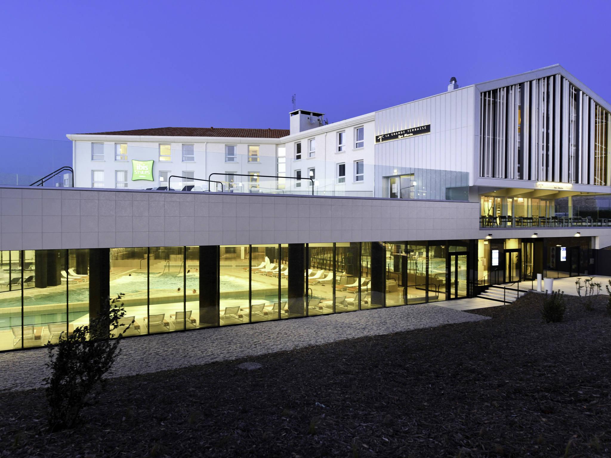 Отель — ibis Styles La Rochelle Thalasso Châtelaillon
