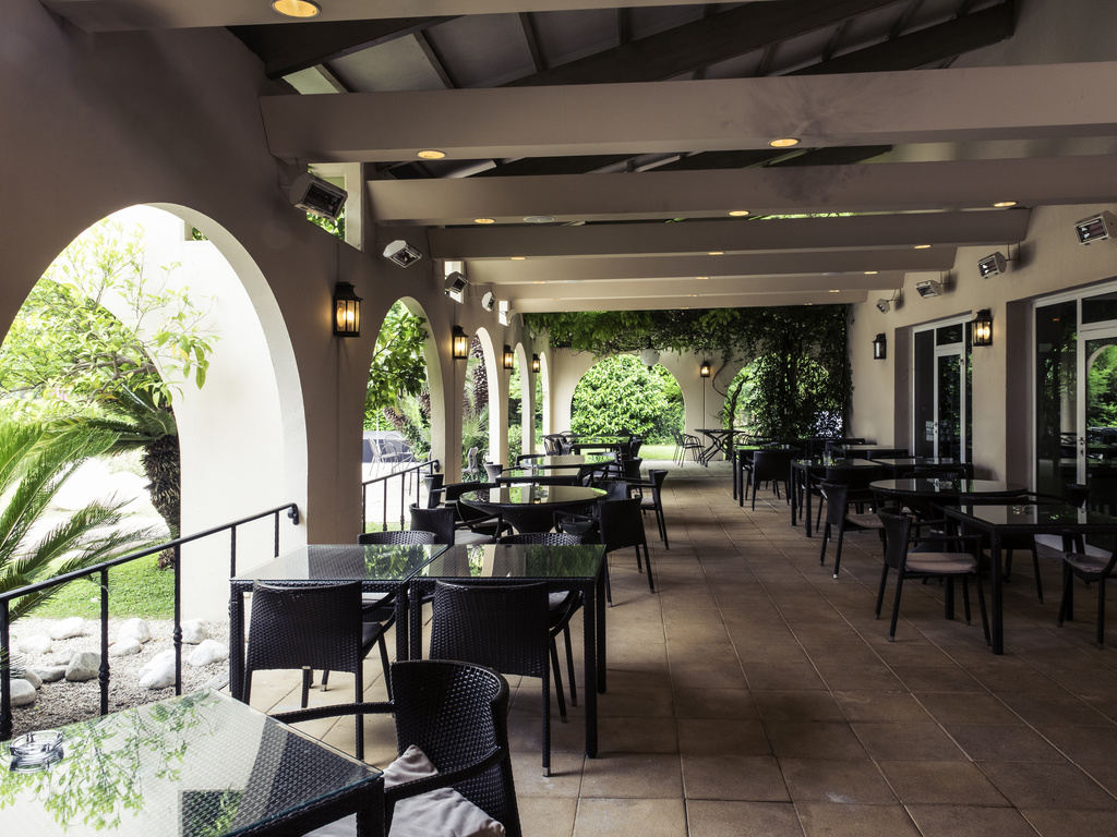 Restaurant Hotel Mercure Sophia Antipolis