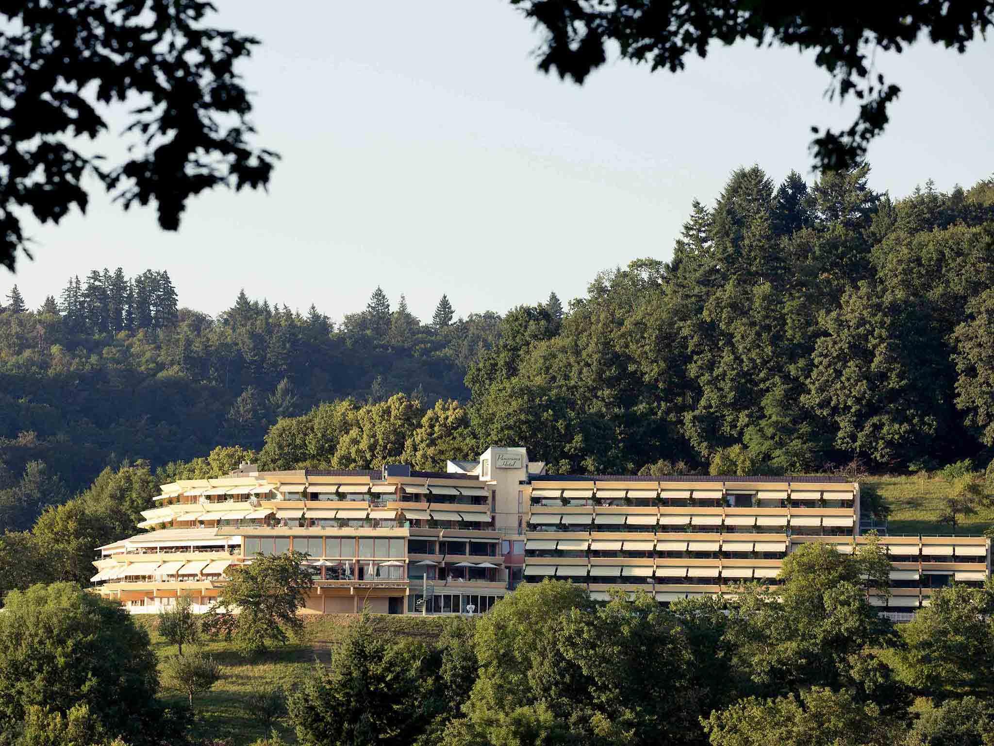 酒店 – 弗赖堡全景美居酒店