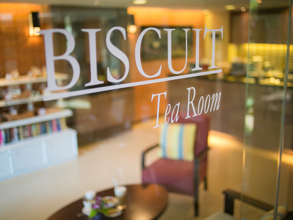 restaurant BISCUIT TEA ROOM