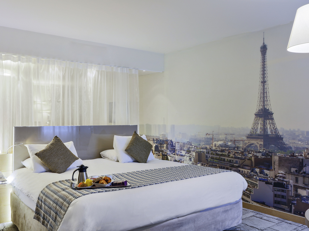 Hotel Mercure Paris Vaugirard Porte de Versailles