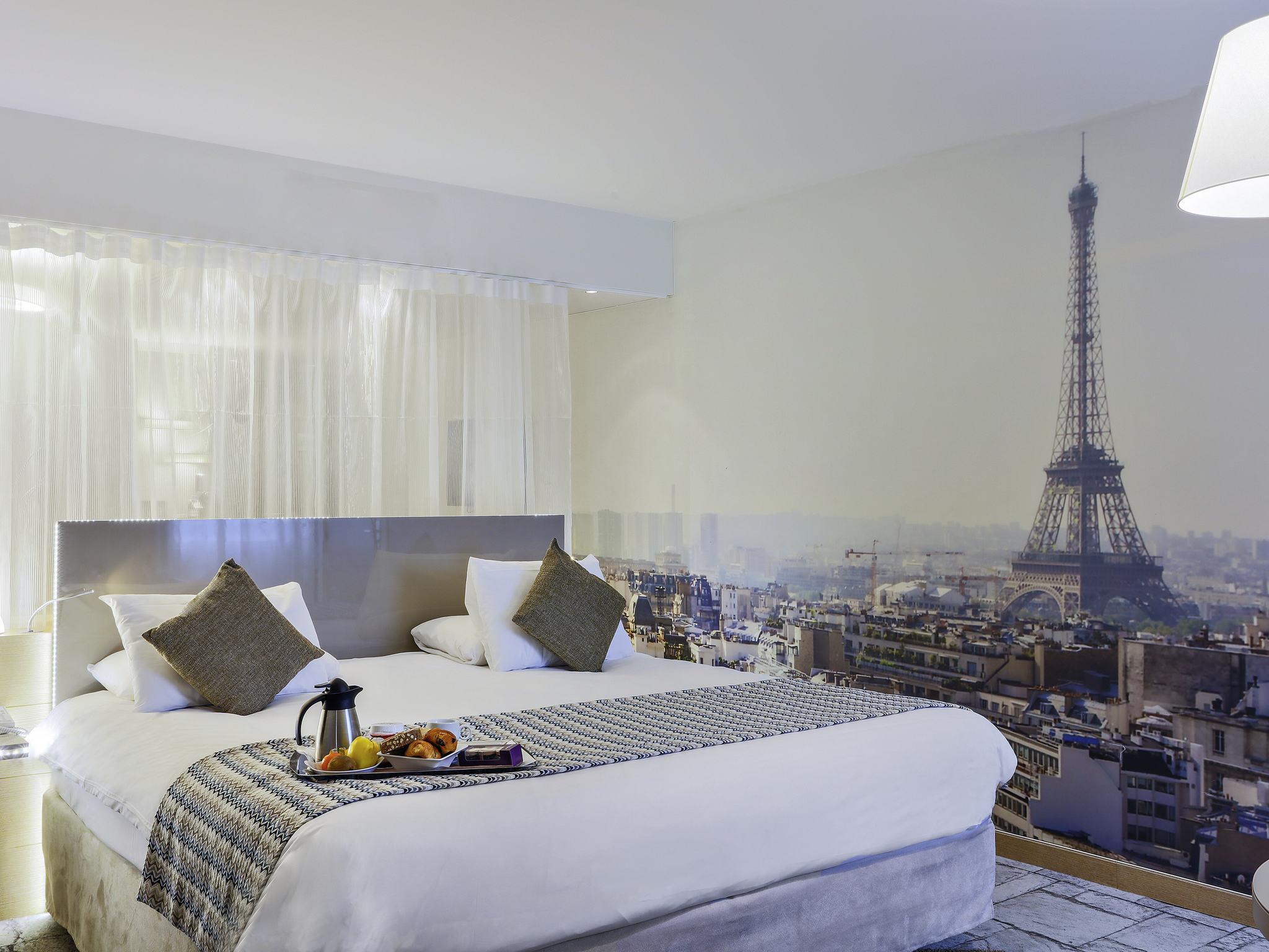 Отель — Mercure Париж Вожирар Порт де Версаль