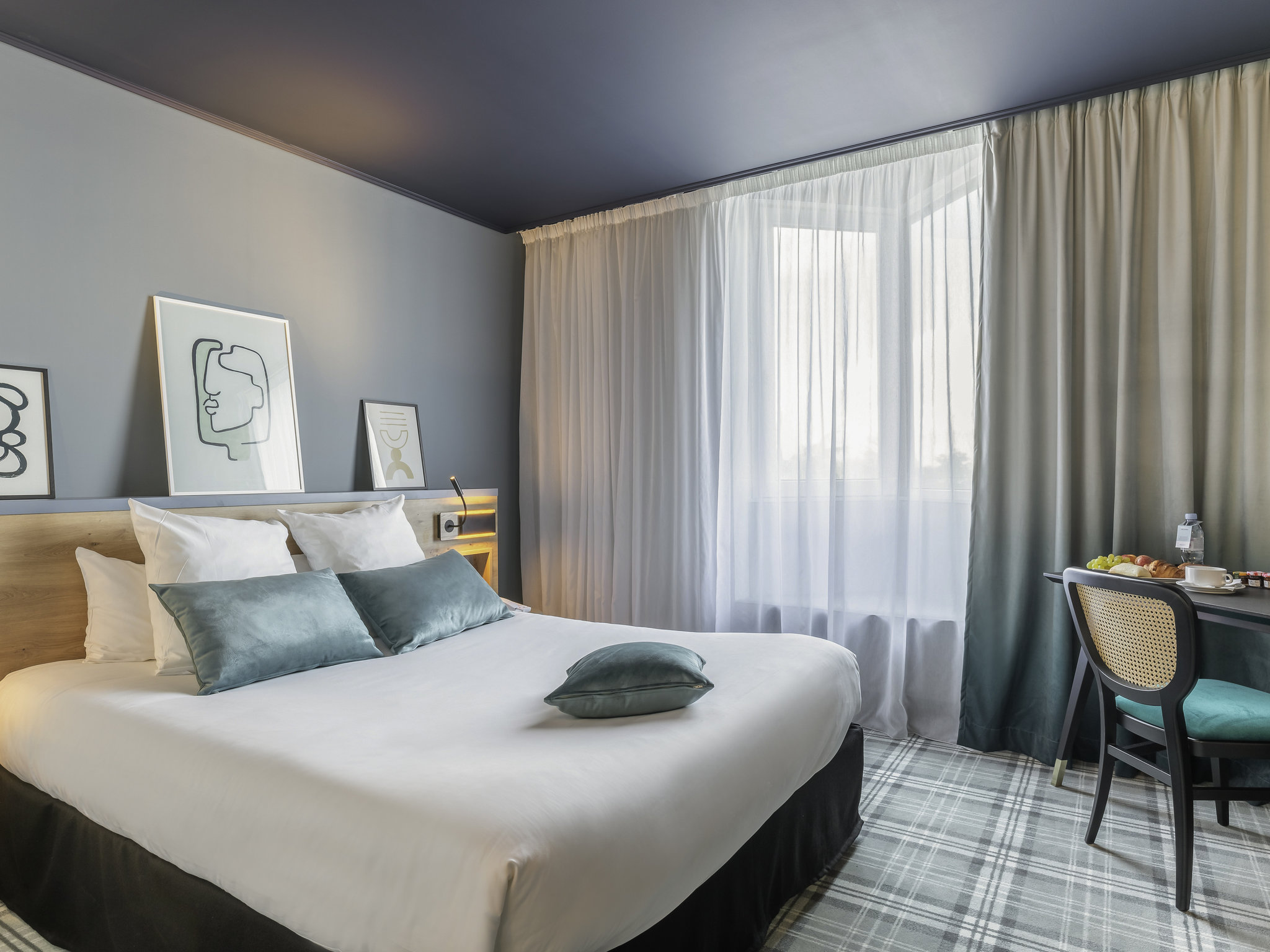 Hotel – Hôtel Mercure Lyon L'Isle d'Abeau
