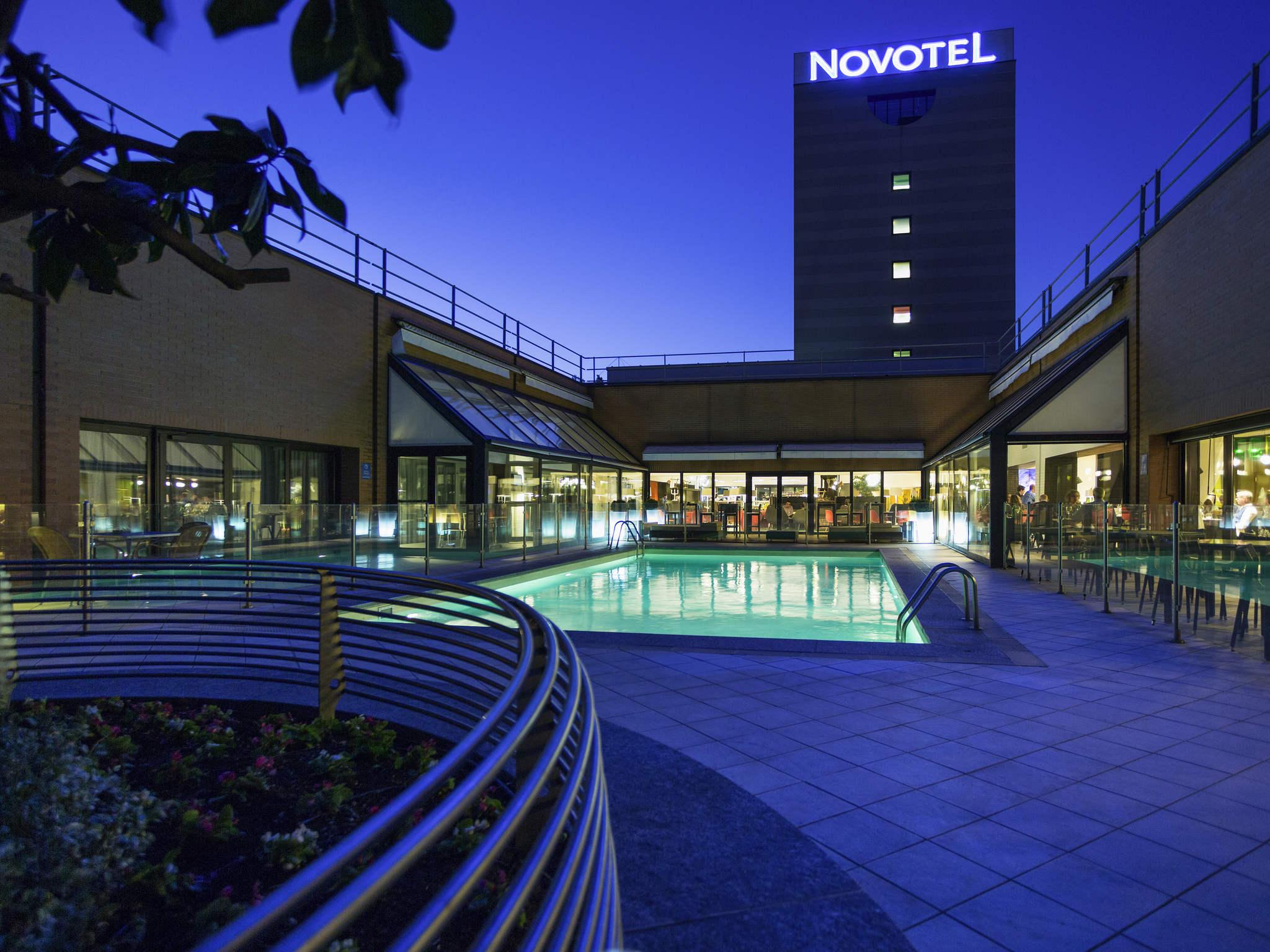 Отель — Novotel Милан Аэропорт Линате