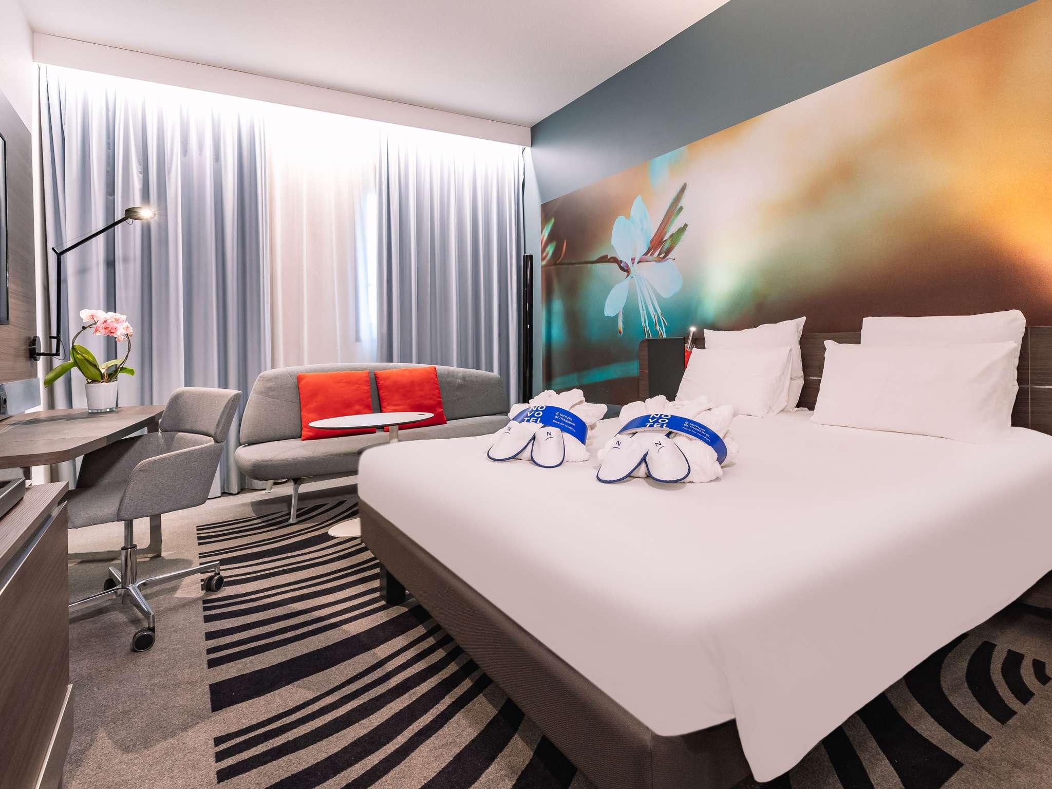 Novotel Milan Linate Airport Hotel