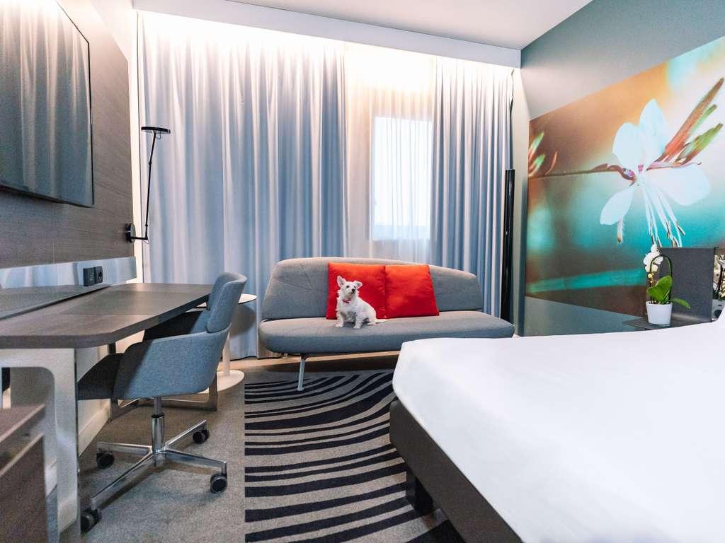 B Linea Slaapbank.Hotel In Milano Novotel Milano Linate Aeroporto