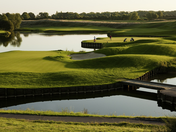 Novotel Saint-Quentin Golf National