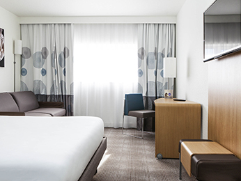 Rooms - Novotel Saint Quentin Golf National