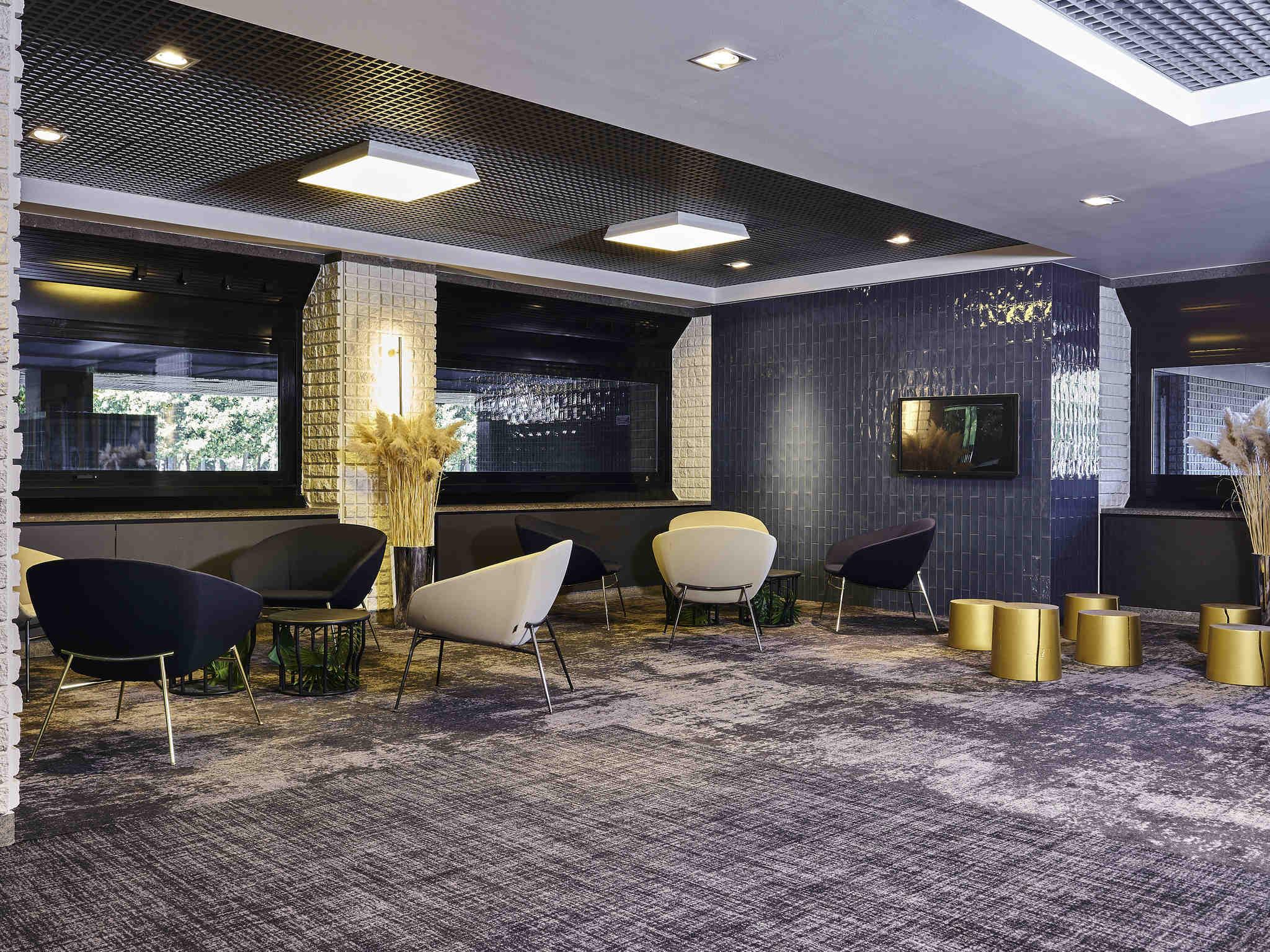 โรงแรม – Novotel Milano Nord Ca Granda
