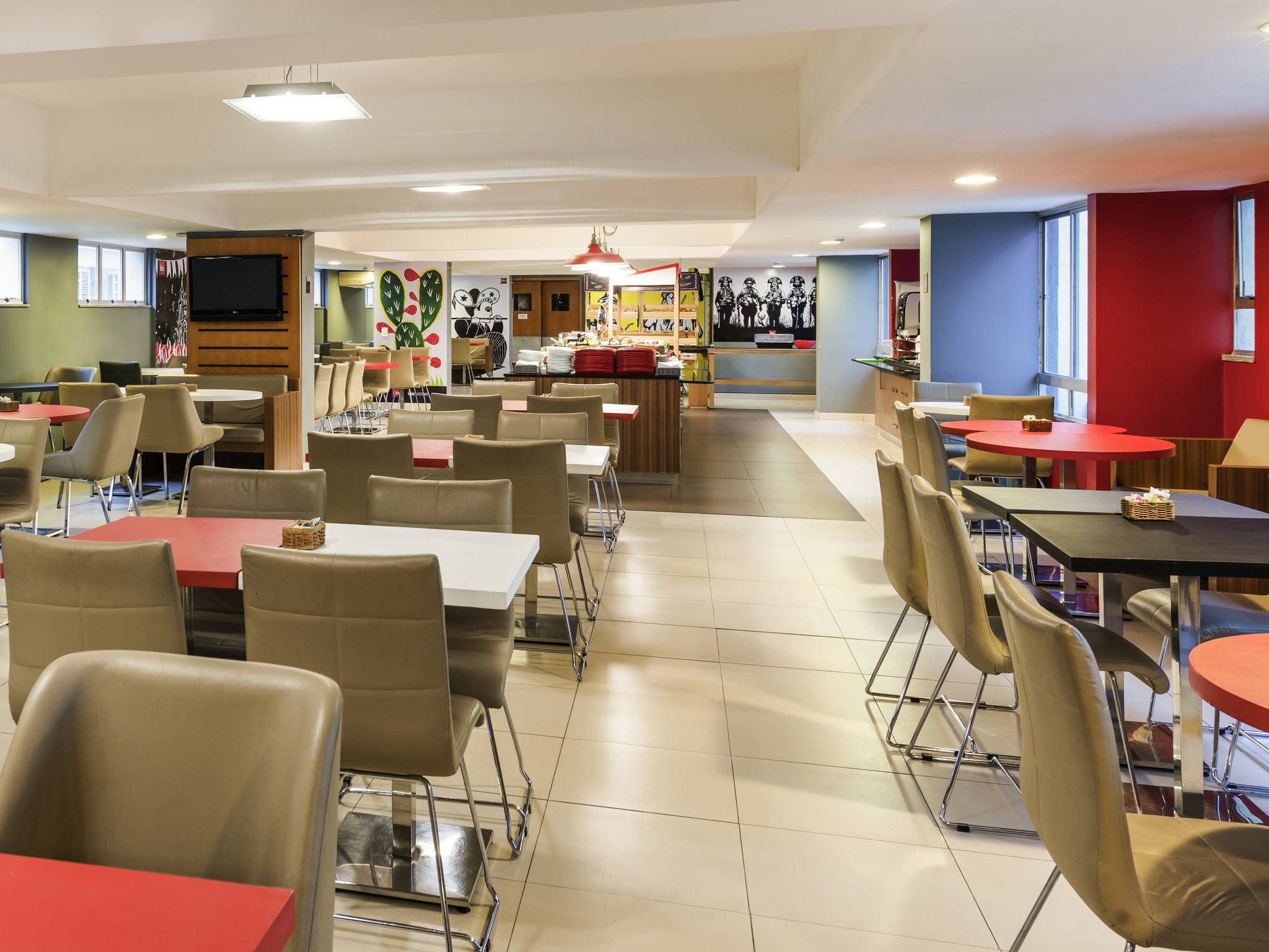 ibis Fortaleza Hotel: book your budget hotel on the web site