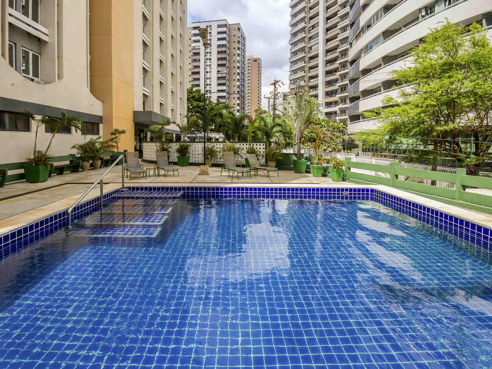 โรงแรม – ibis Fortaleza Praia de Iracema