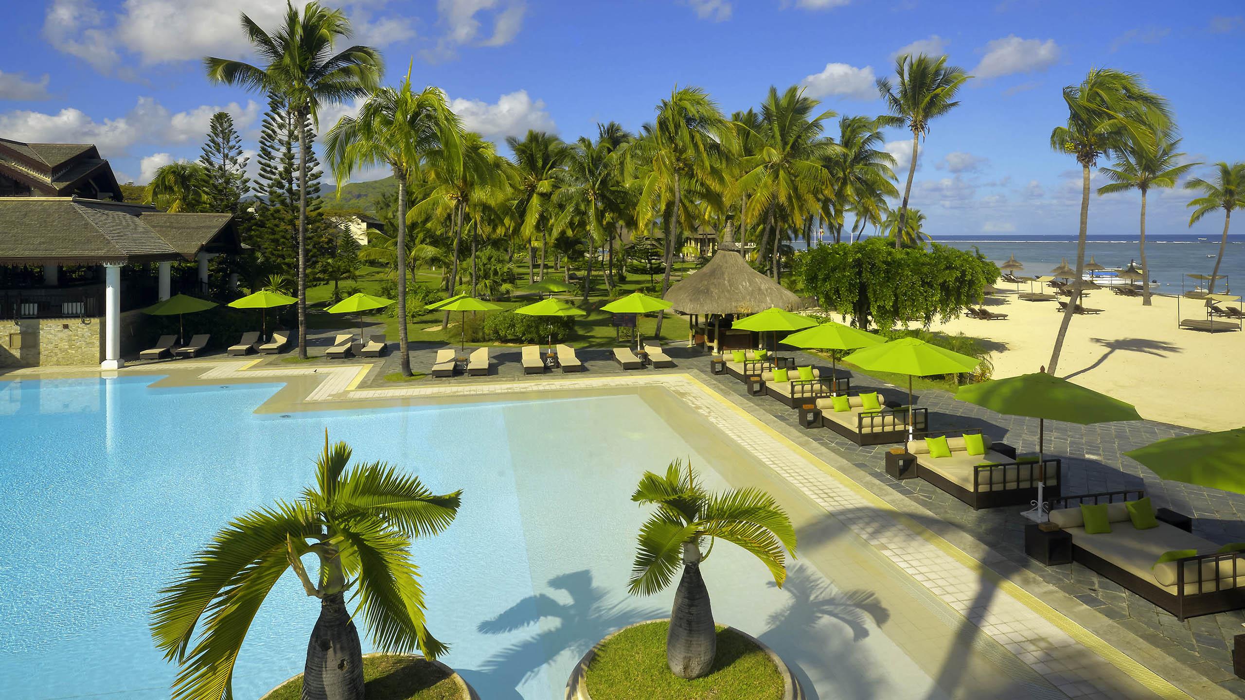 Luxury hotel FLIC EN FLAC - Sofitel Mauritius L'Impérial